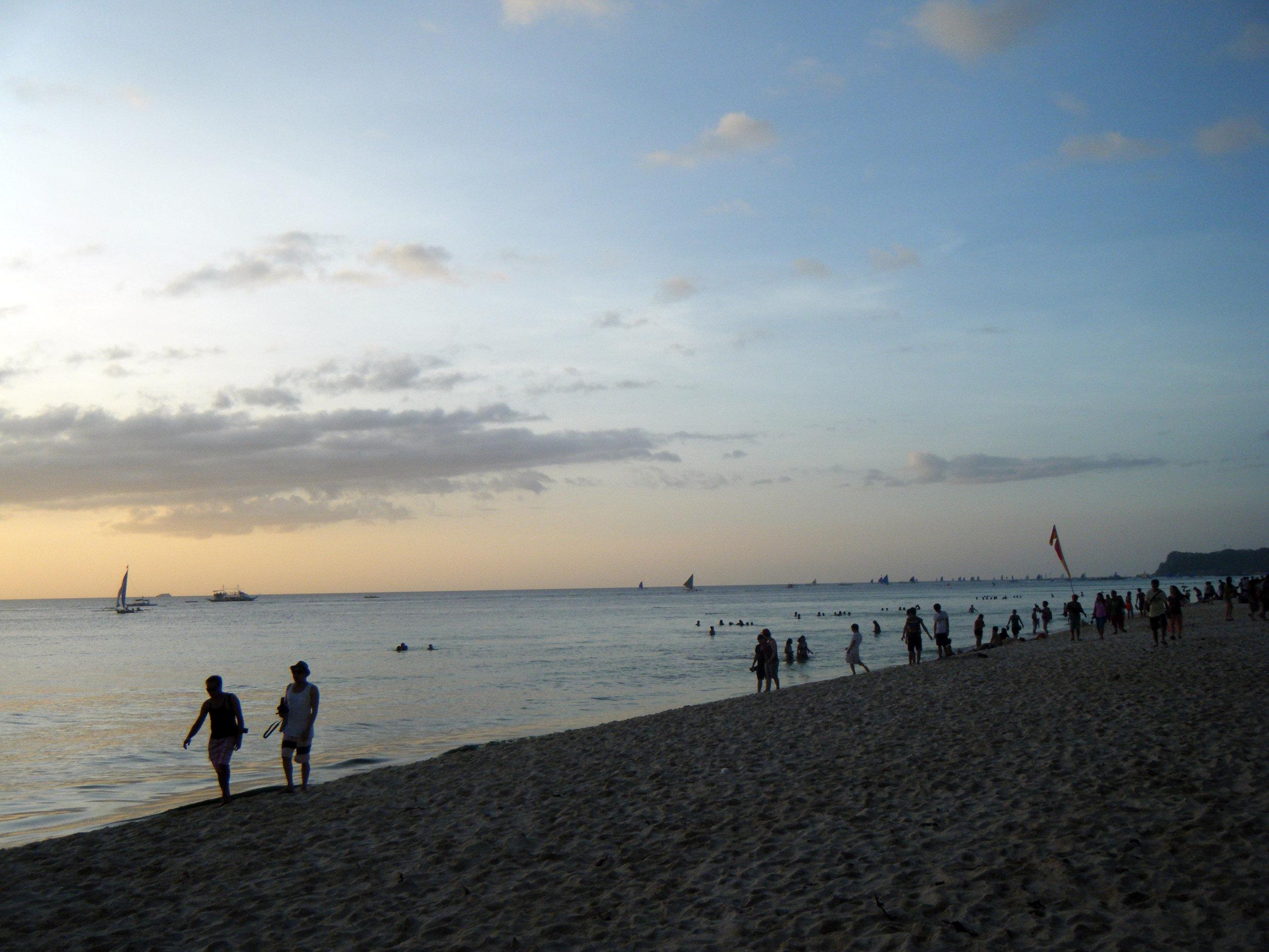 White Beach sunset.jpg