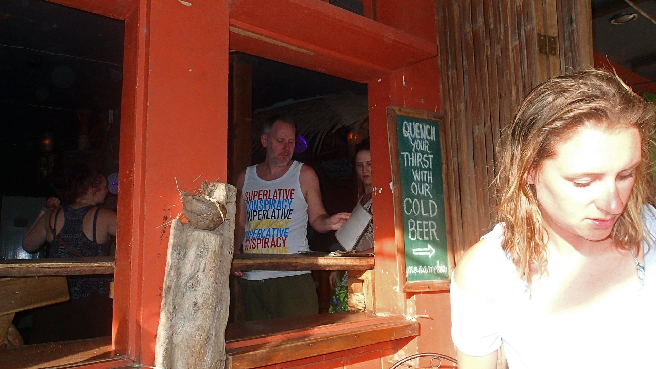 Becca at No Name Bar.jpg