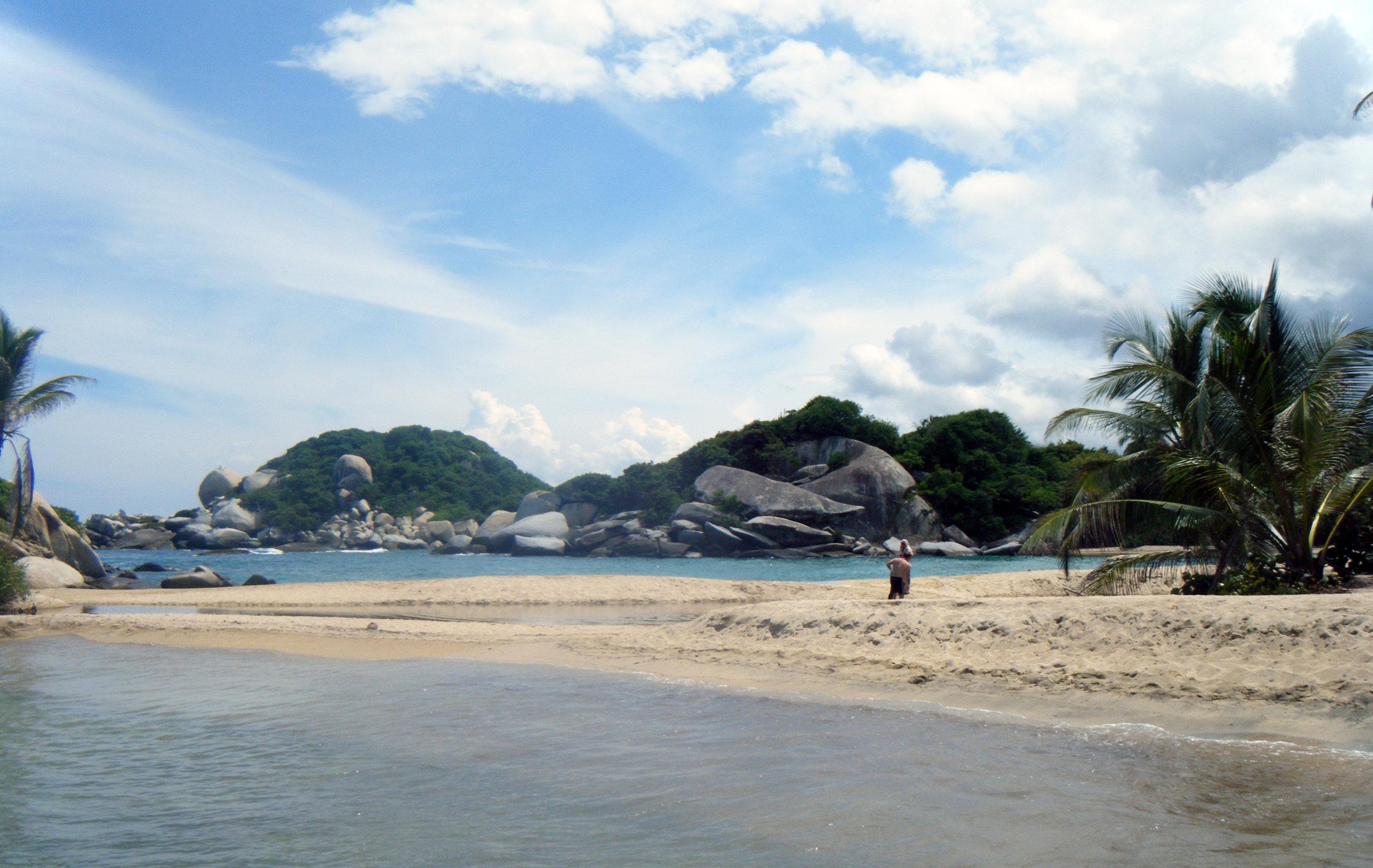 sand spit between beaches.jpg