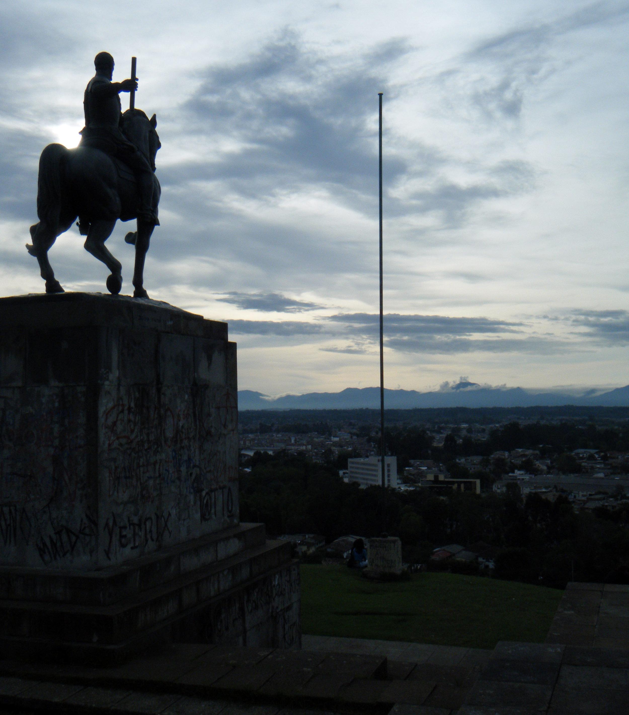 statue atop El Morro.jpg