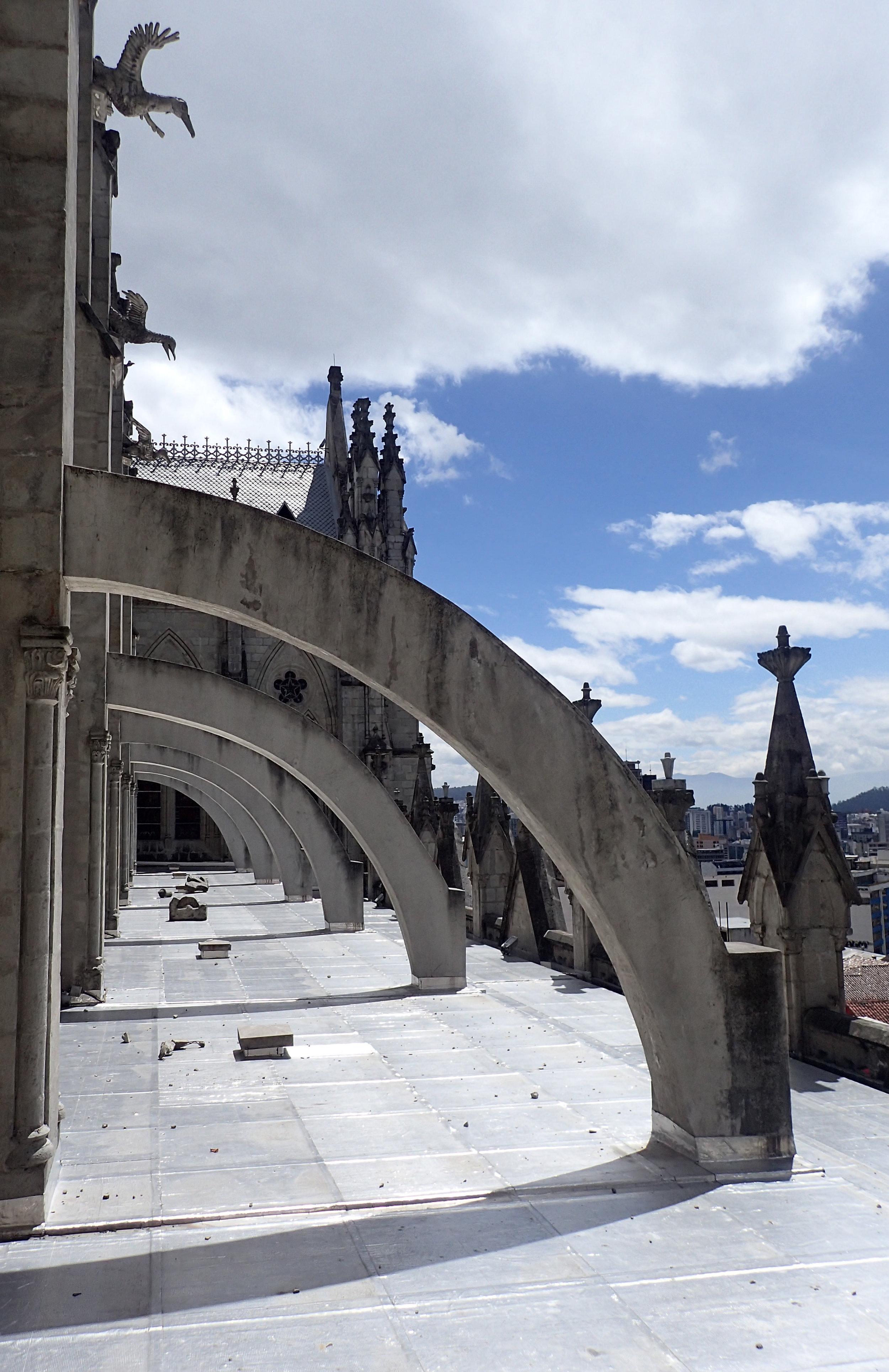 climbing the basilica.jpg