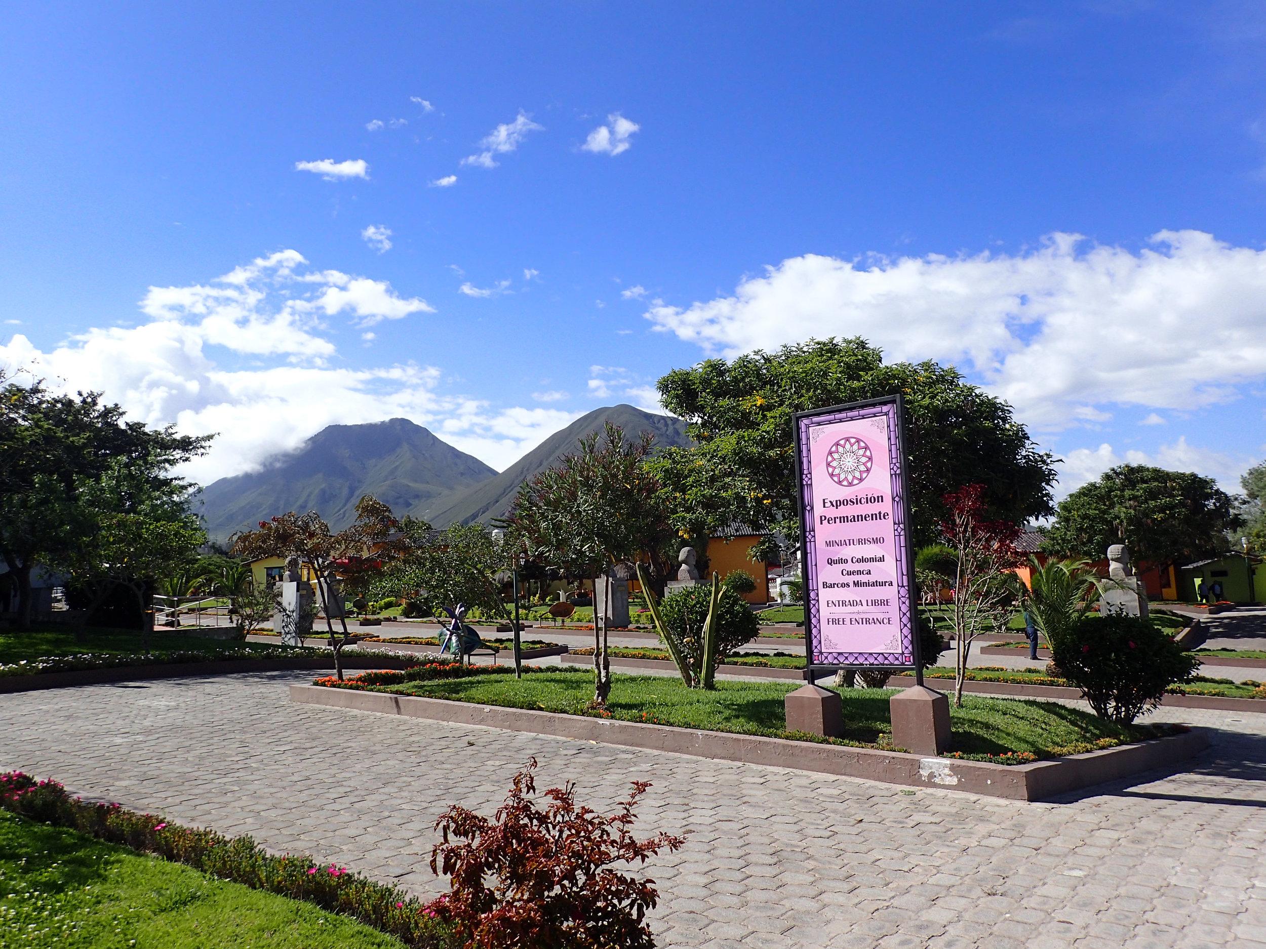 beautiful day at Mitad del Mundo.jpg
