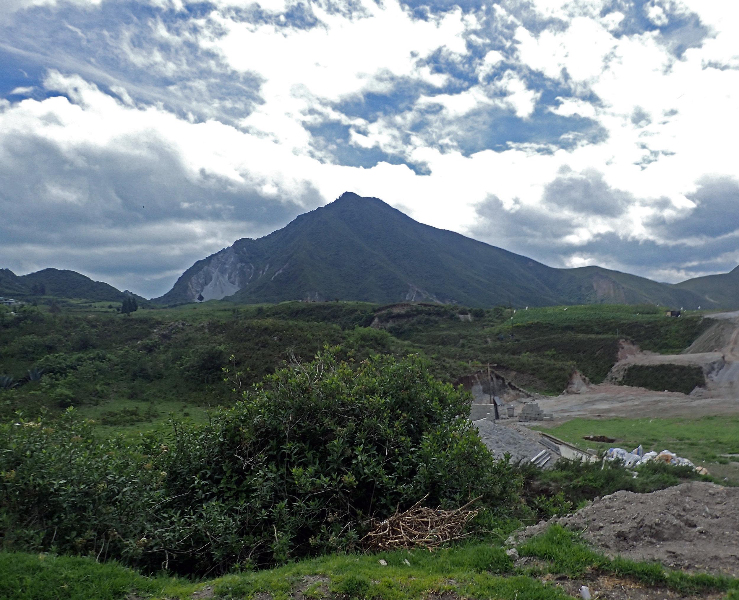 approaching Pululahua.jpg