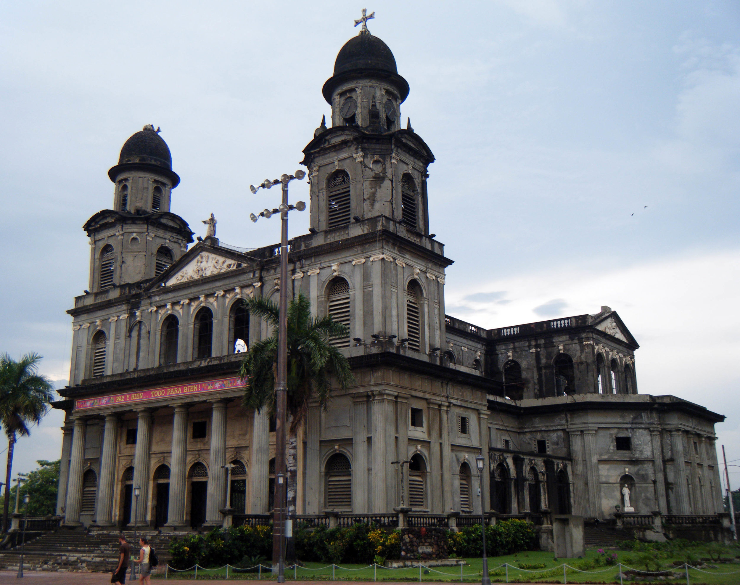 Managua's oldest church.jpg