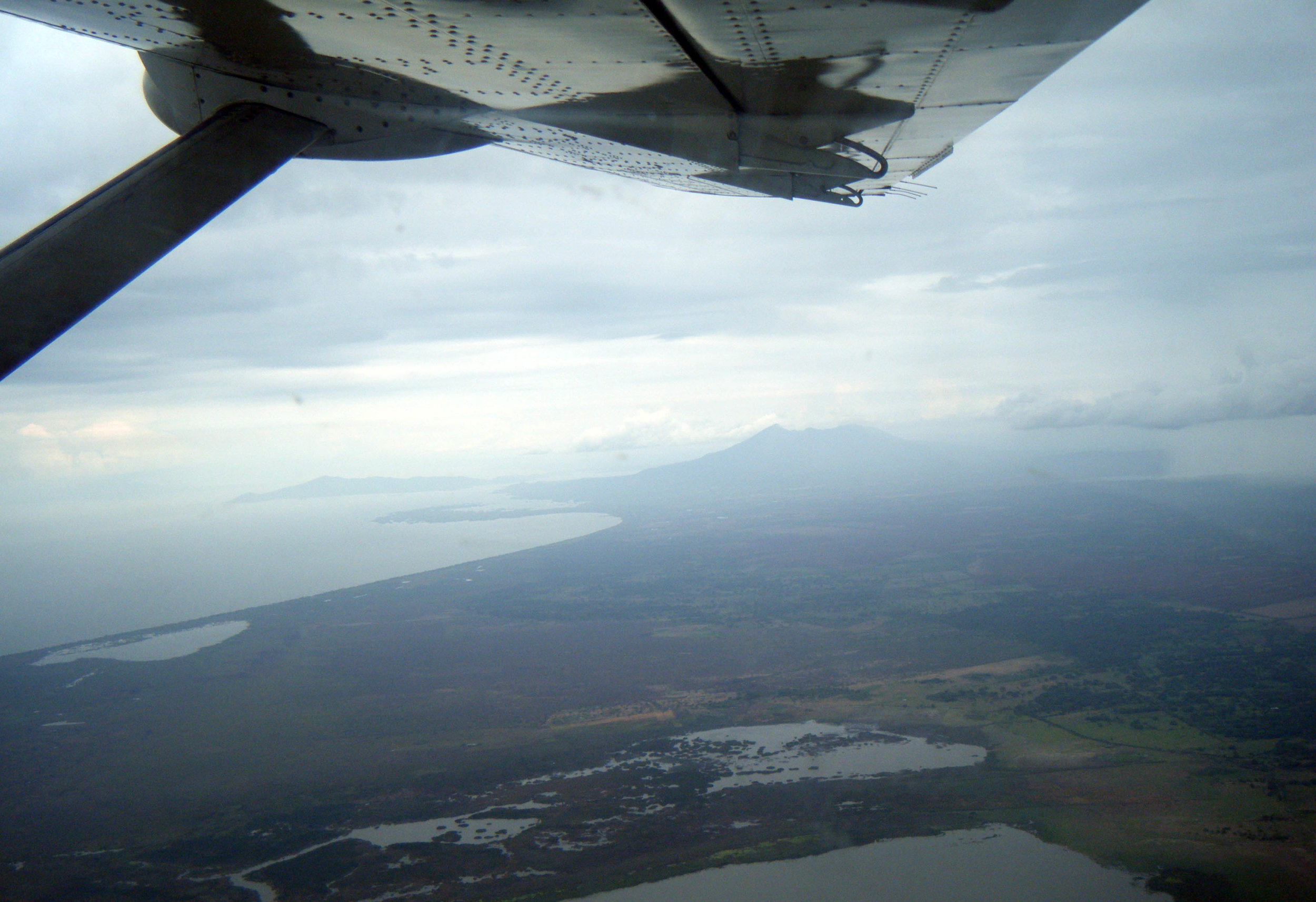Mombacho and Asese from the air.jpg