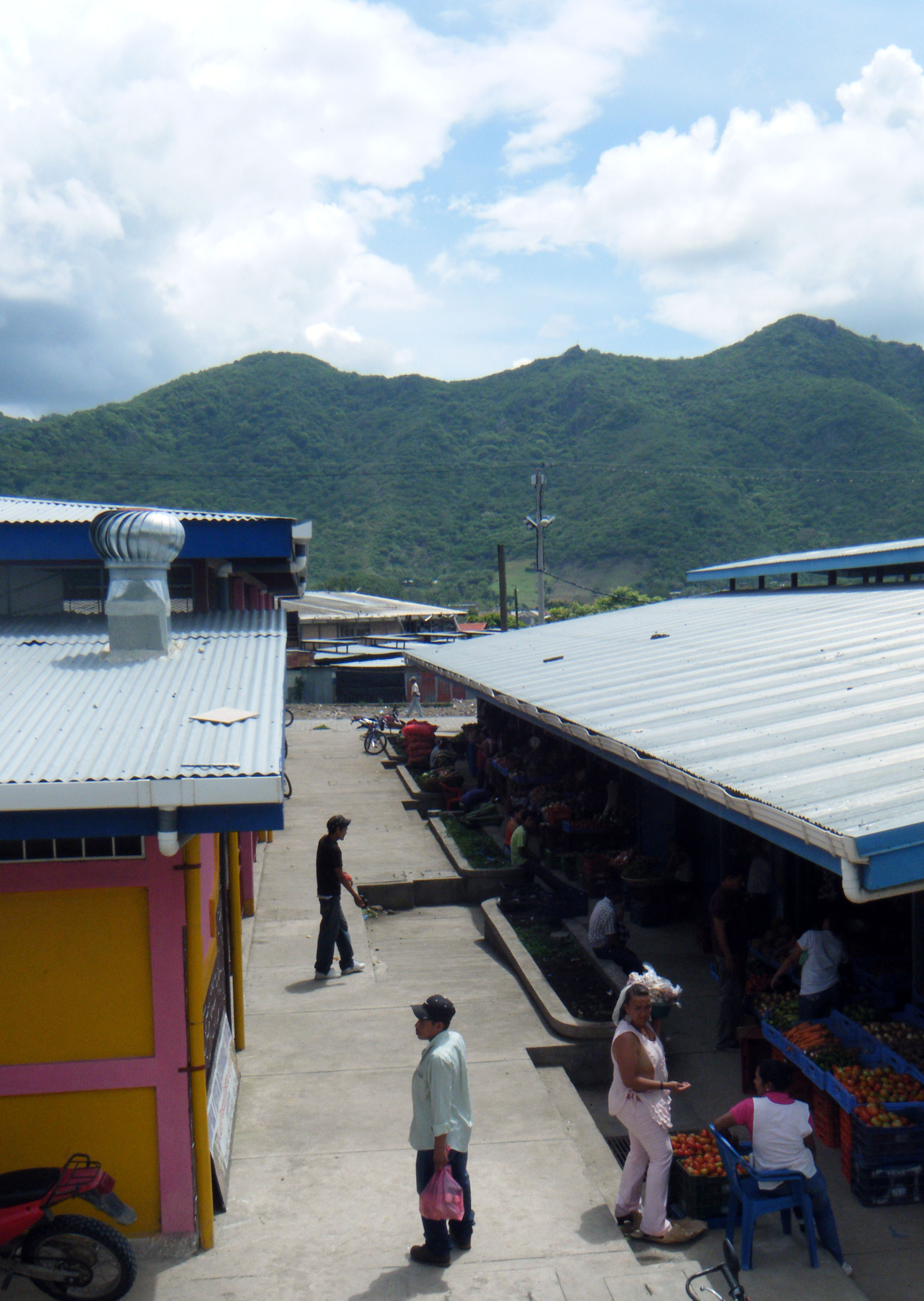 Jinotega from the market.jpg