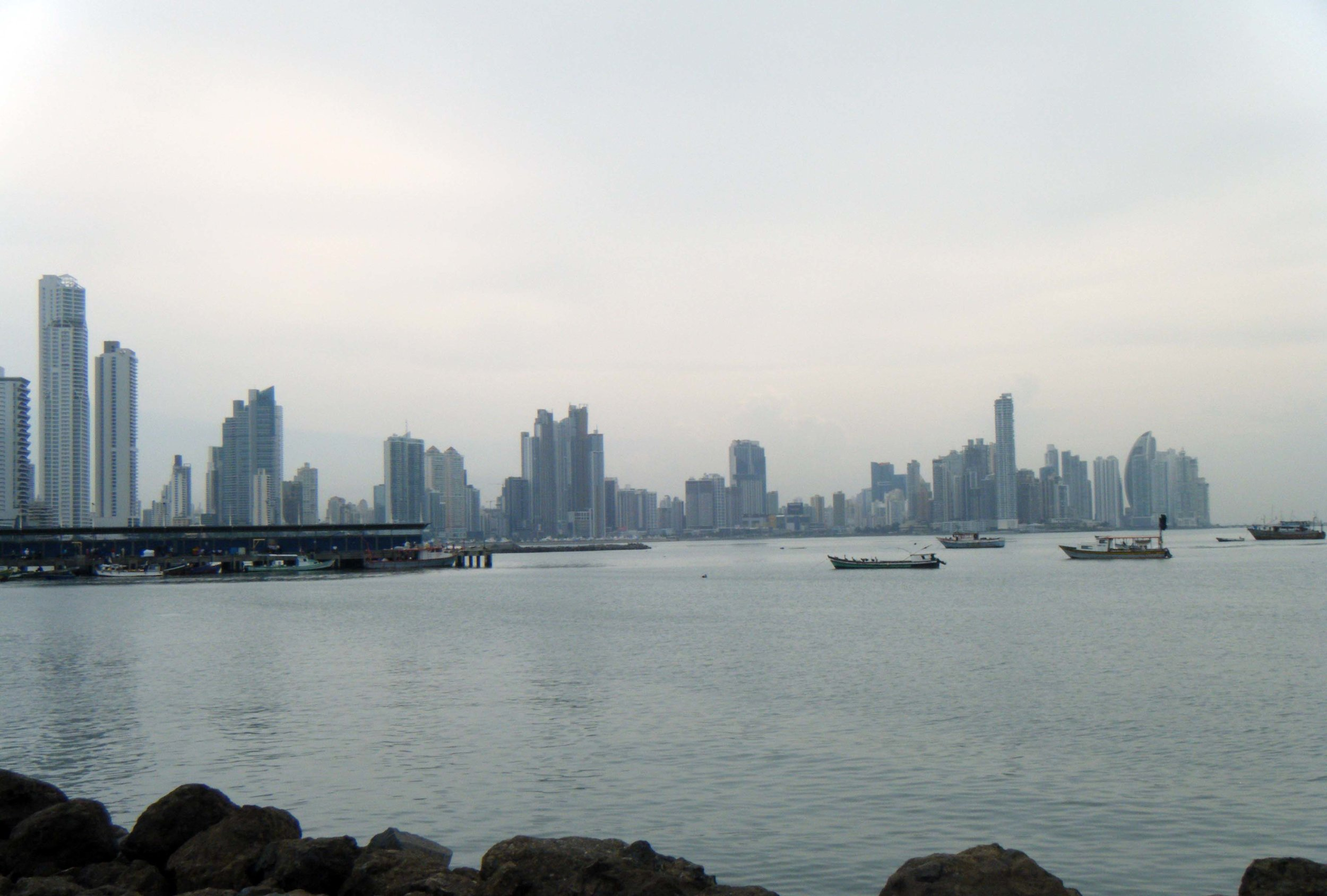 Panama City from Casco Viejo.jpg