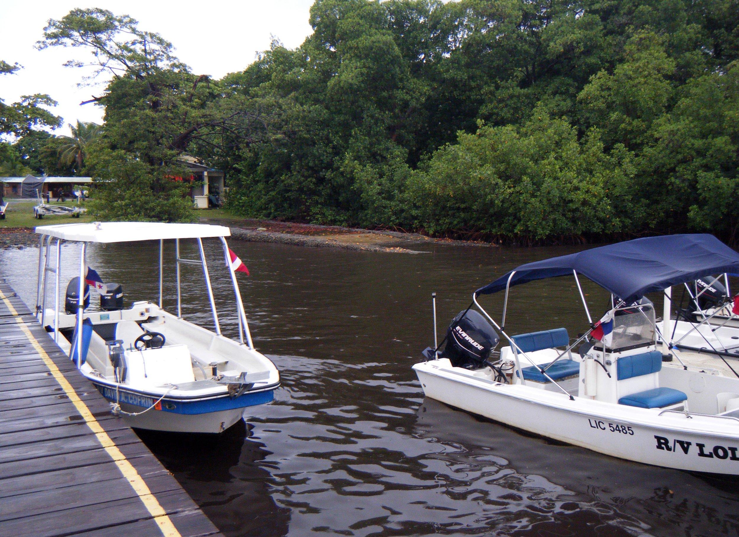 STRI Bocas fleet.jpg