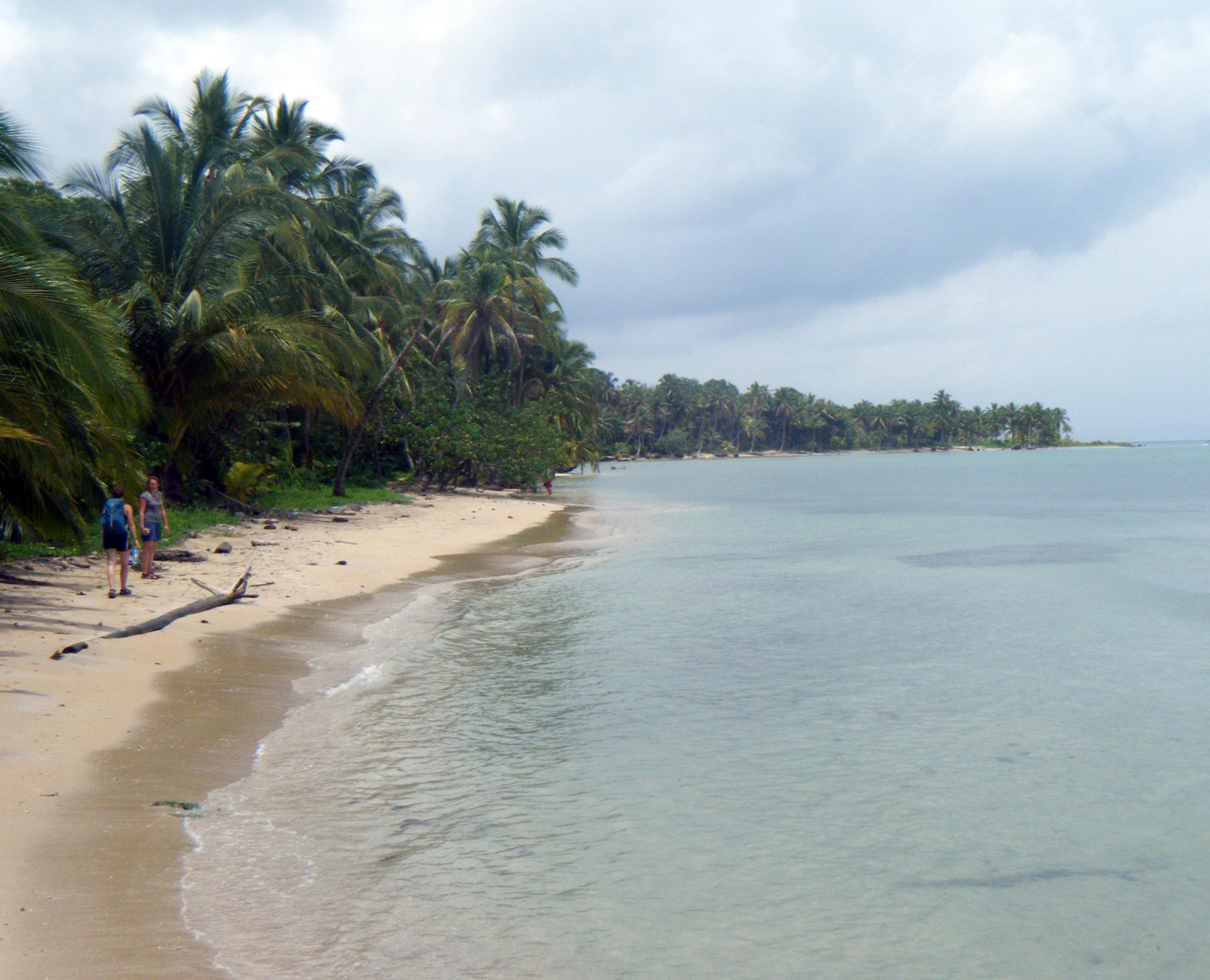 trekking to Starfish Beach.jpg