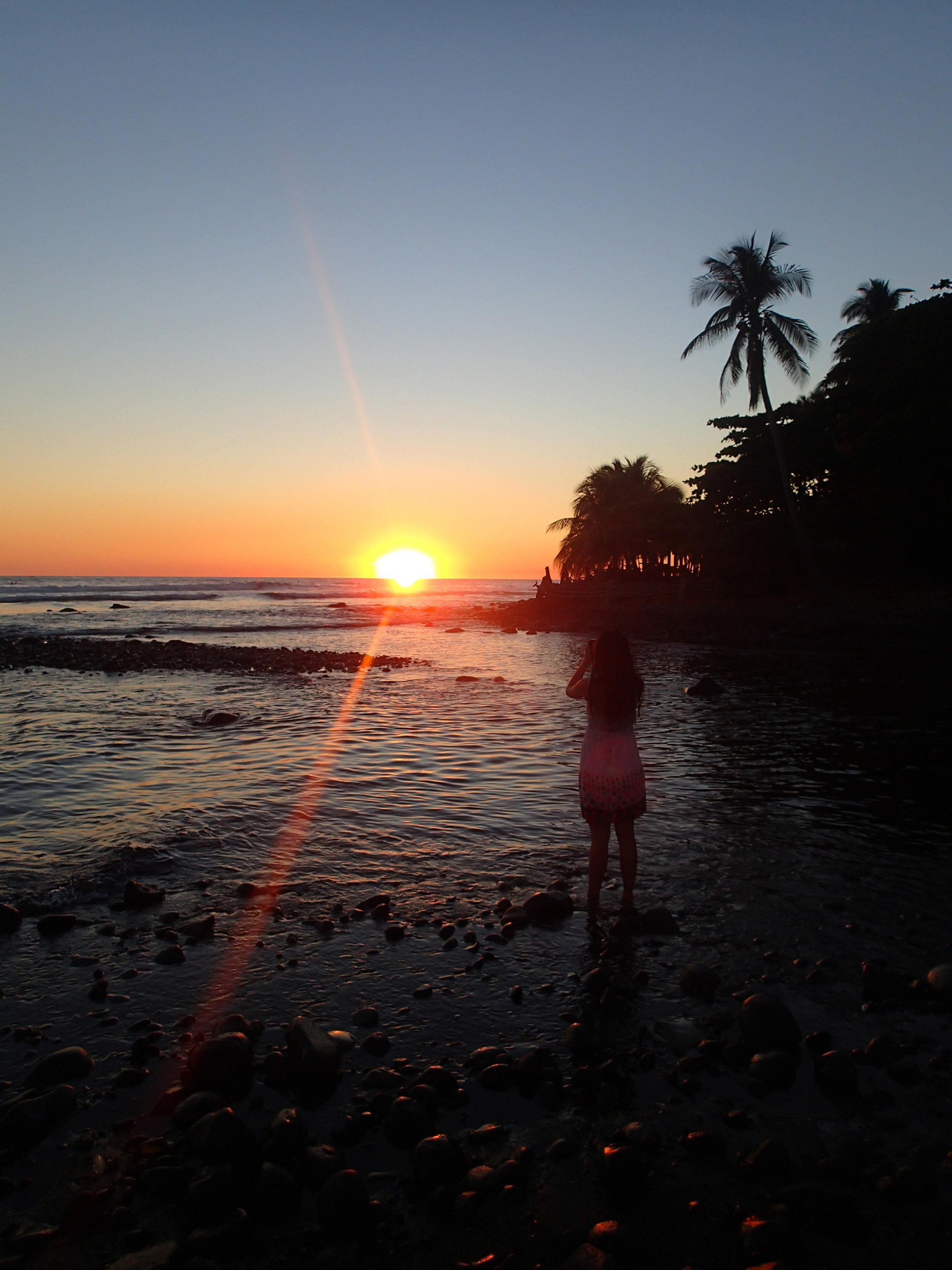 Pei-Ciao and sunset.jpg
