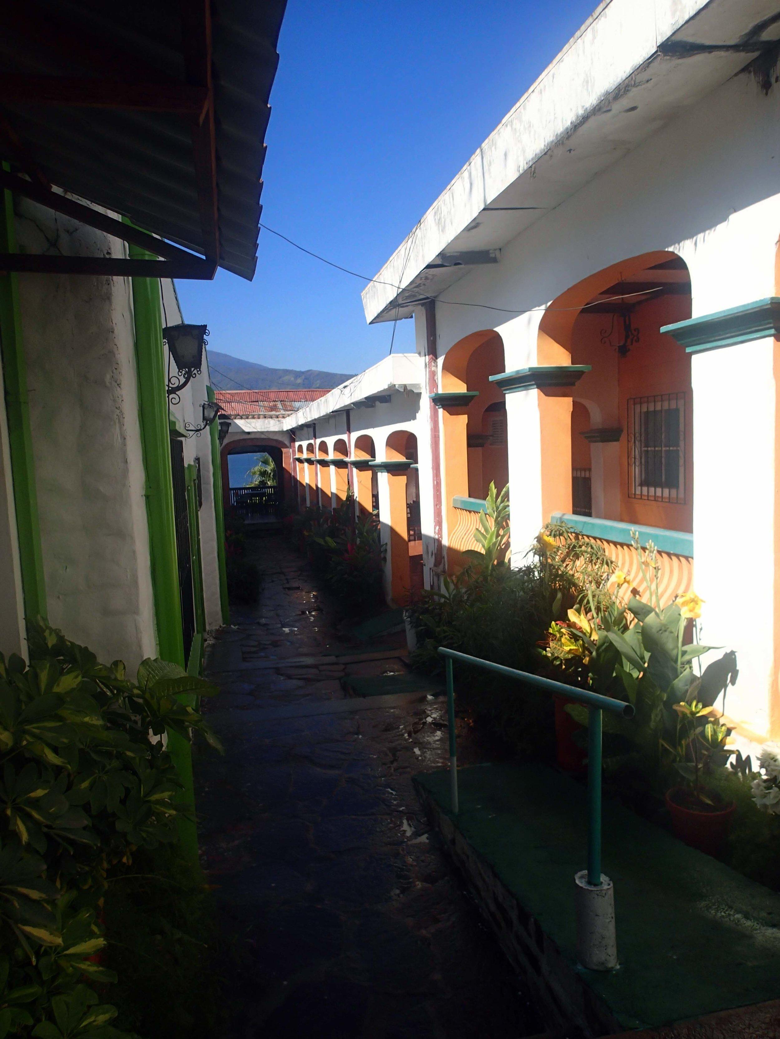 Hotel Torremolinos corridor.jpg