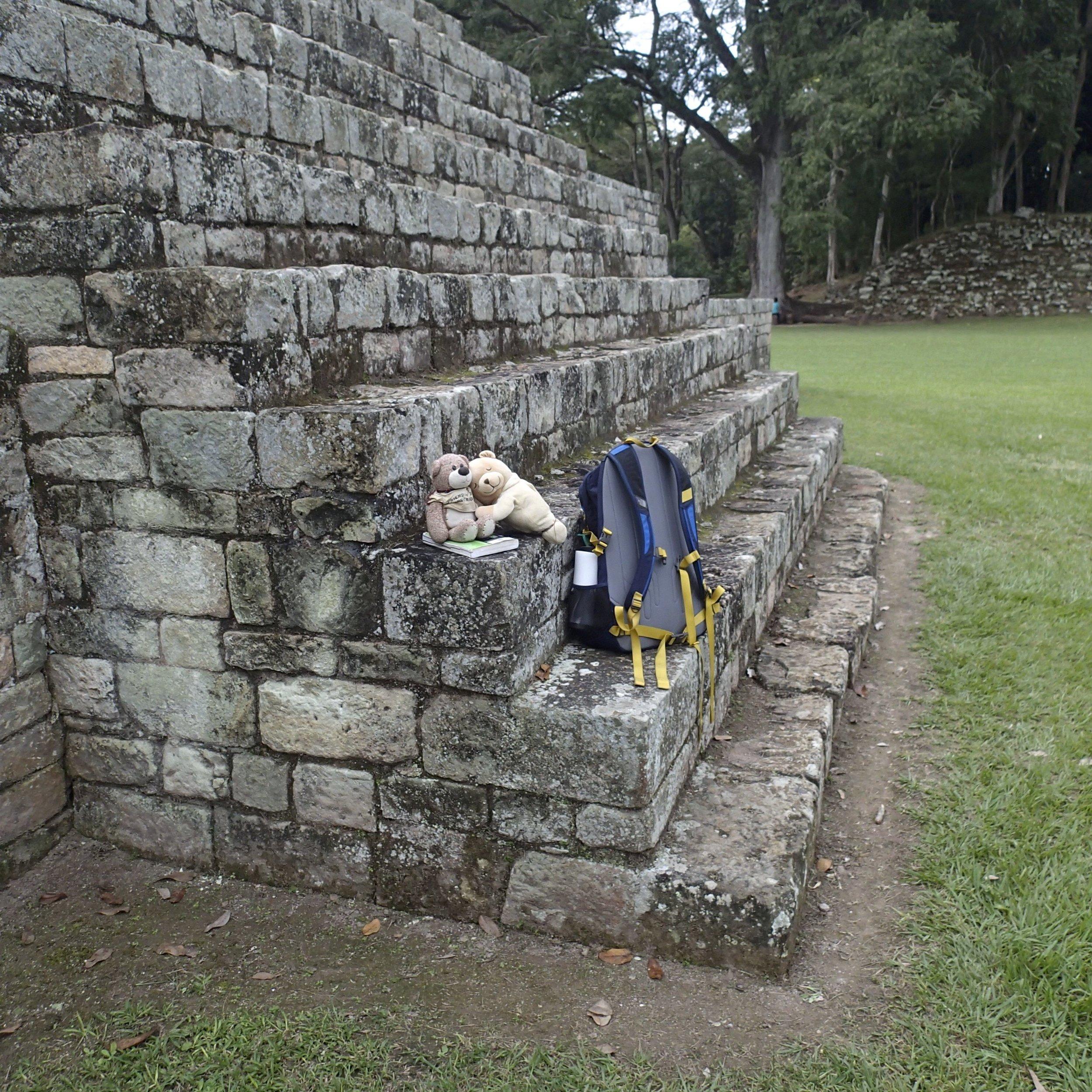 bearbies at Copan Ruinas.jpg