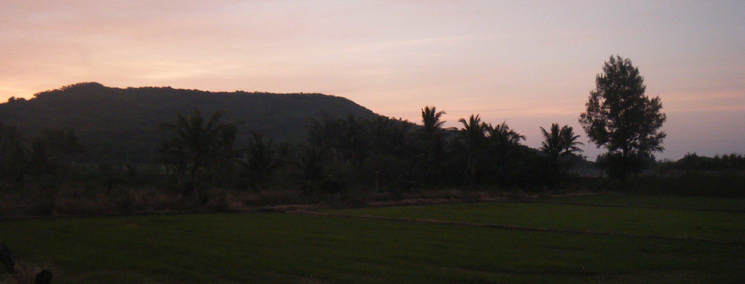 sunset behing turtle mountain.jpg