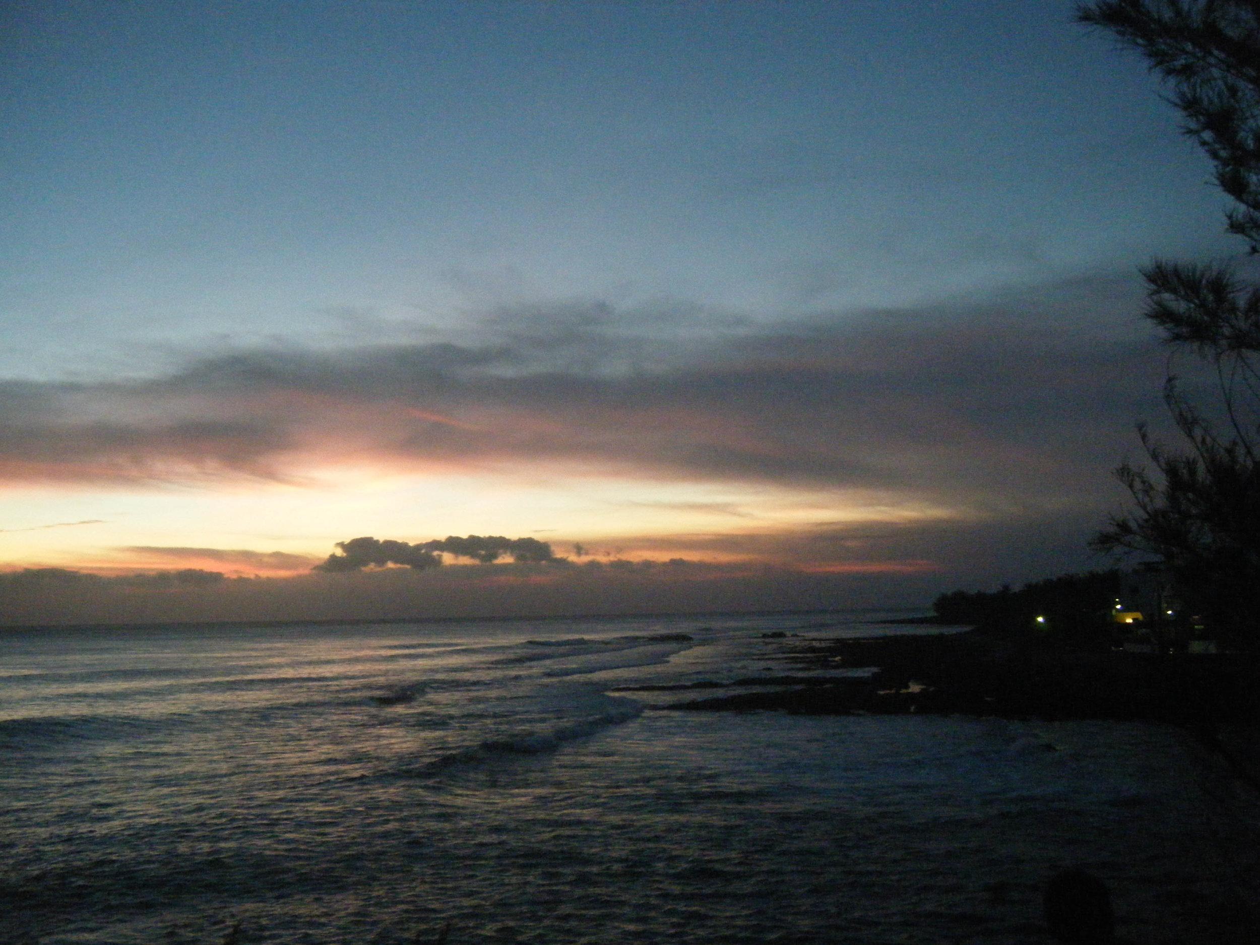 sunset at Wanlitong.jpg
