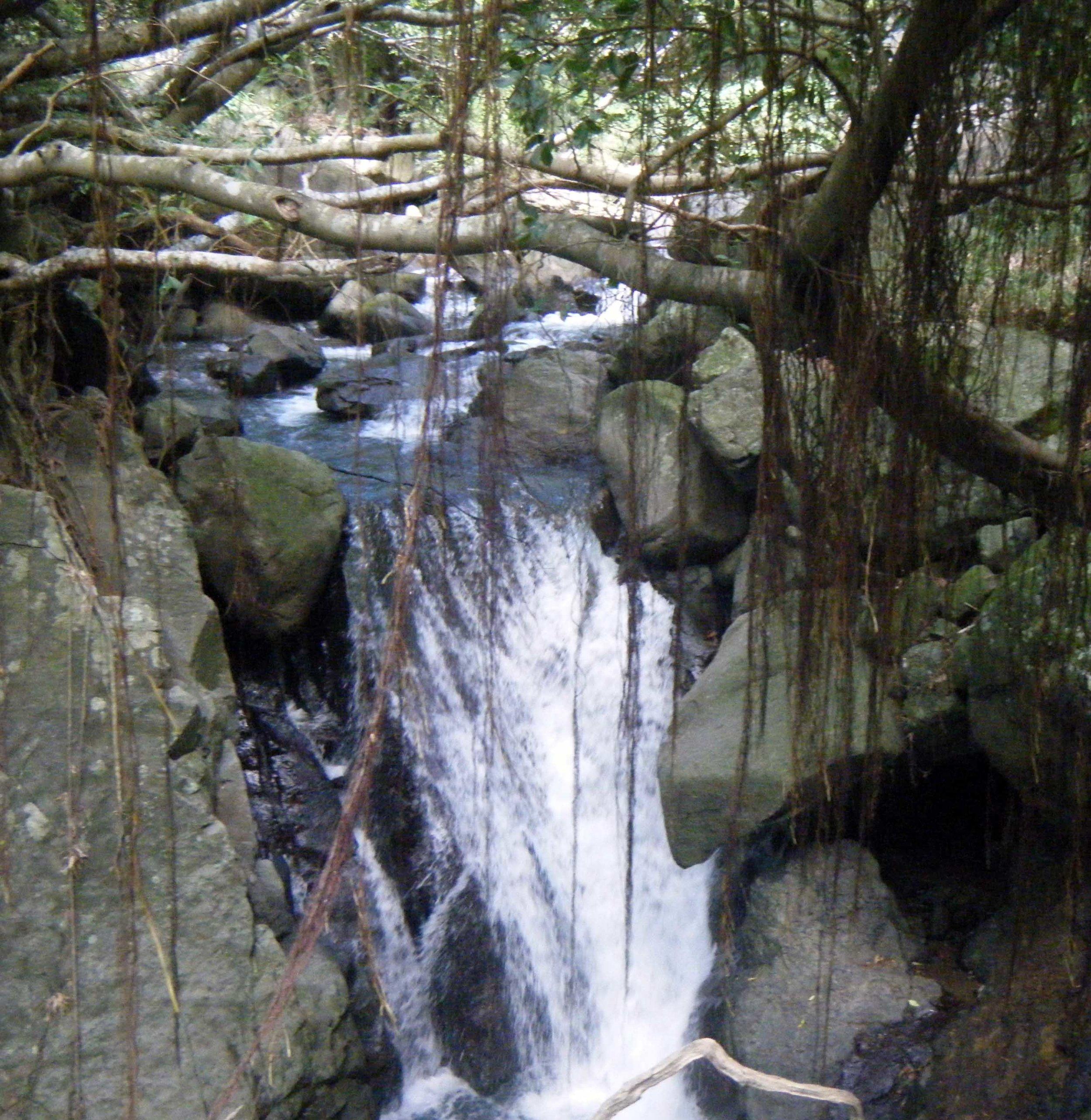 waterfall on Lilongshan hike.jpg