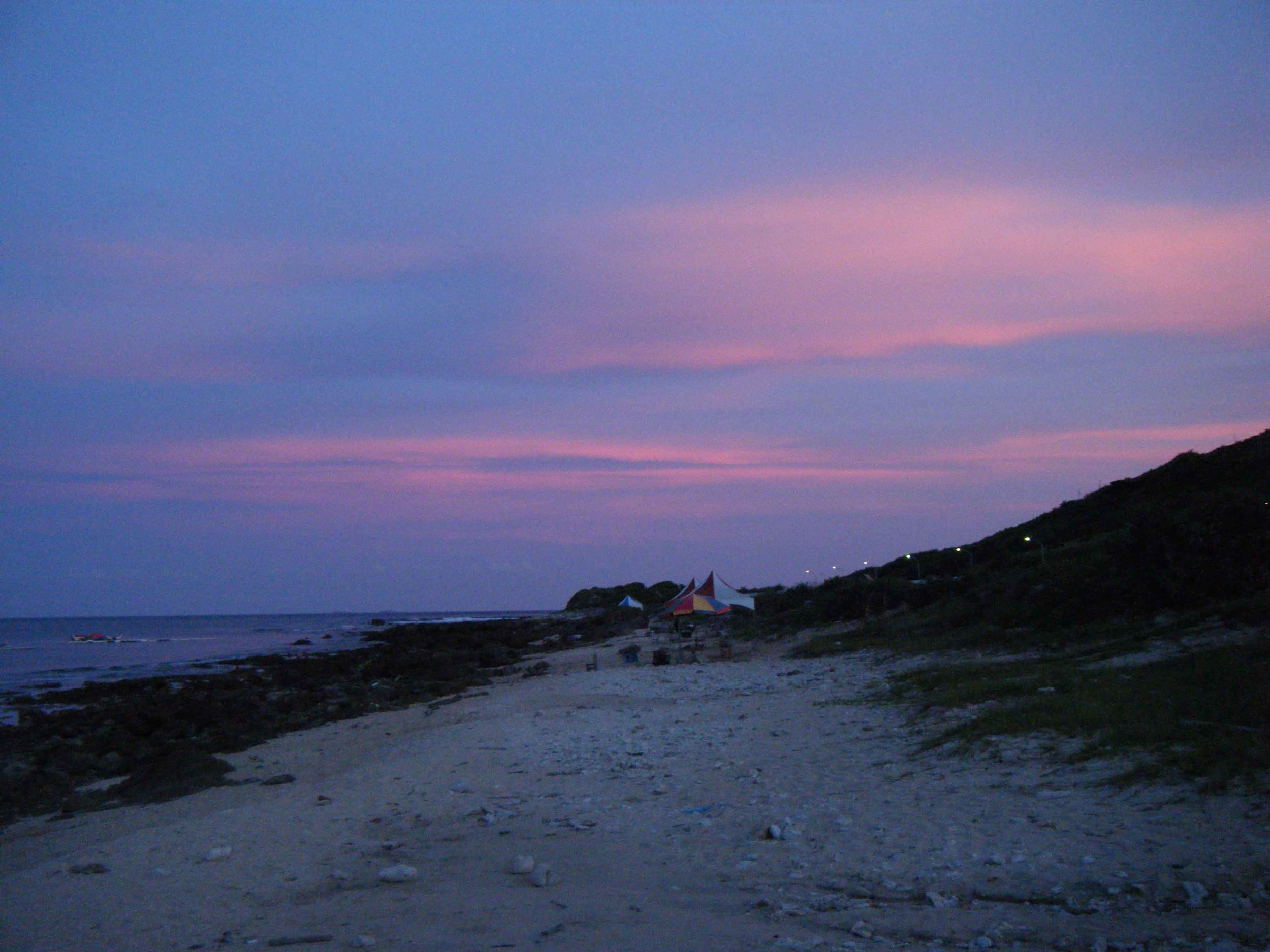pink Houbihu sunset.jpg