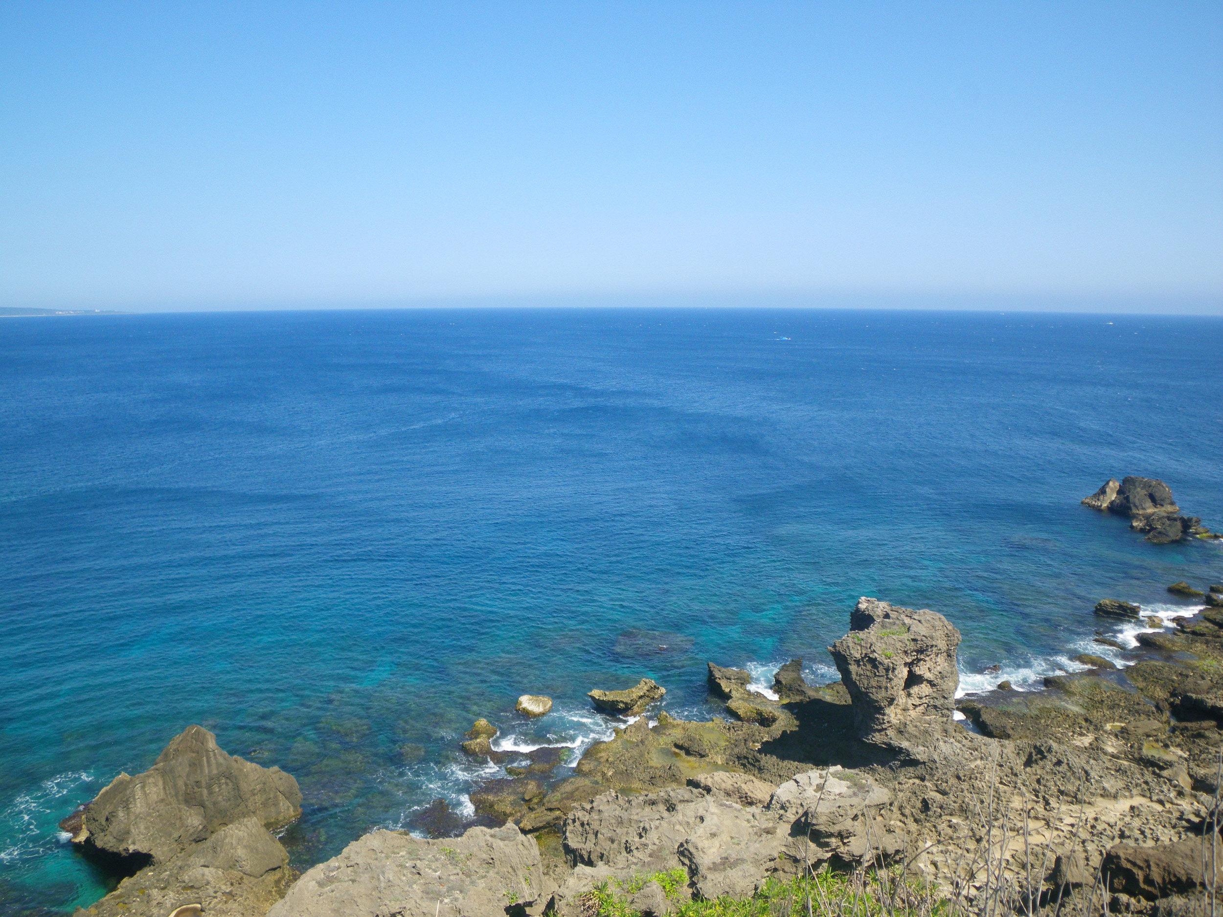 fringing reefs of Maobitou.jpg