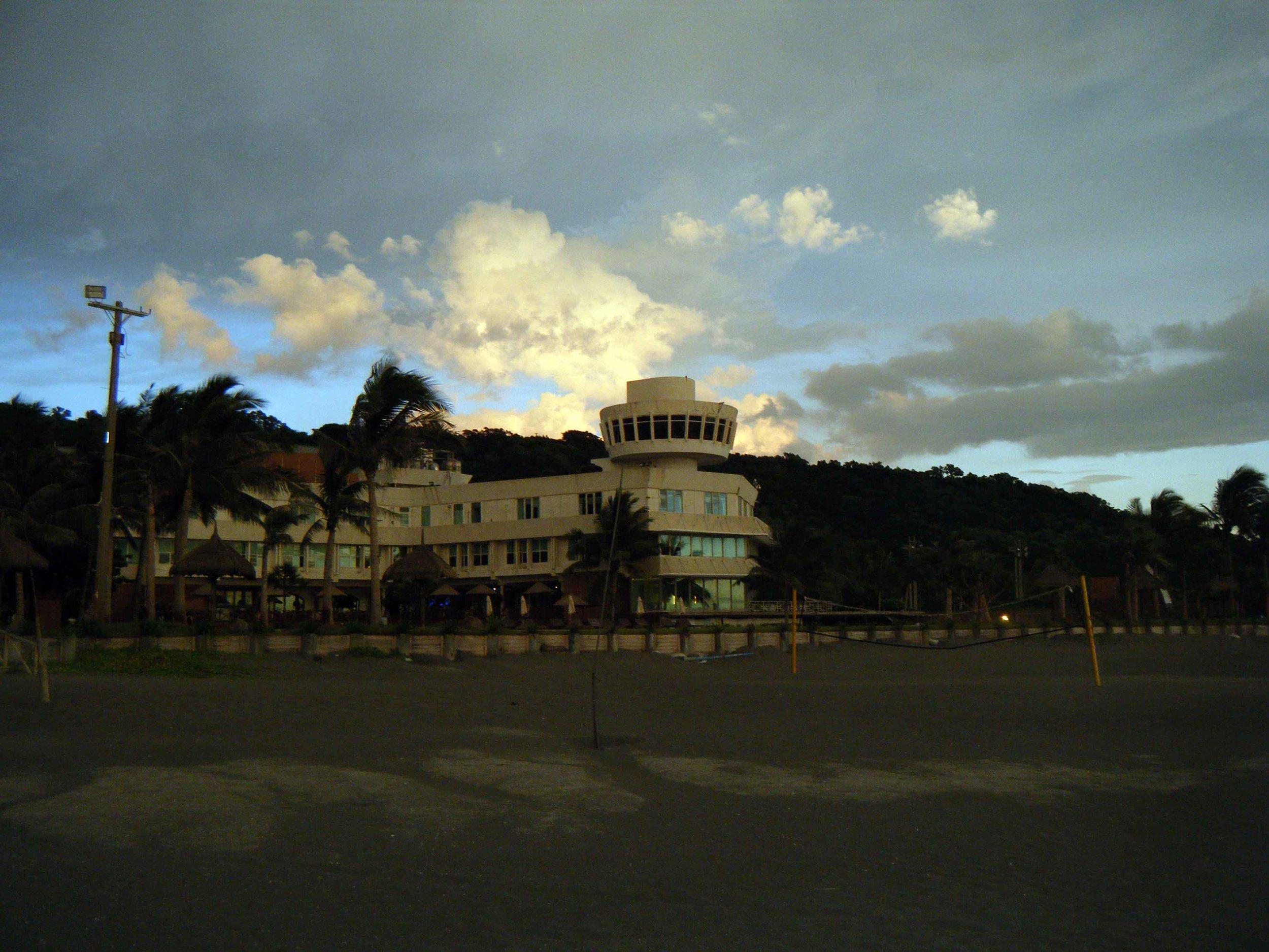 Sunset Beach Resort from the beach.jpg