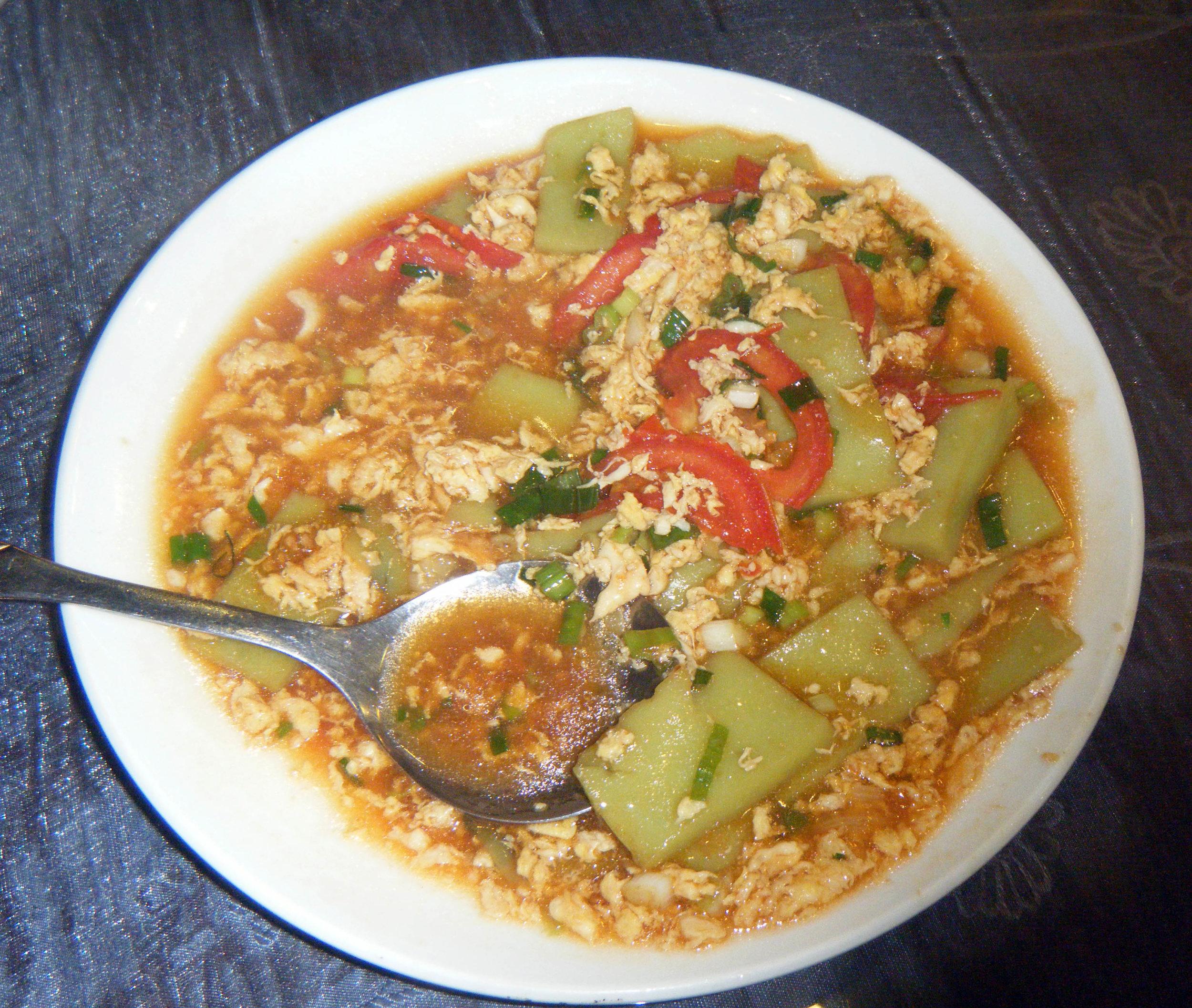 Yunan tofu:egg dish.jpg