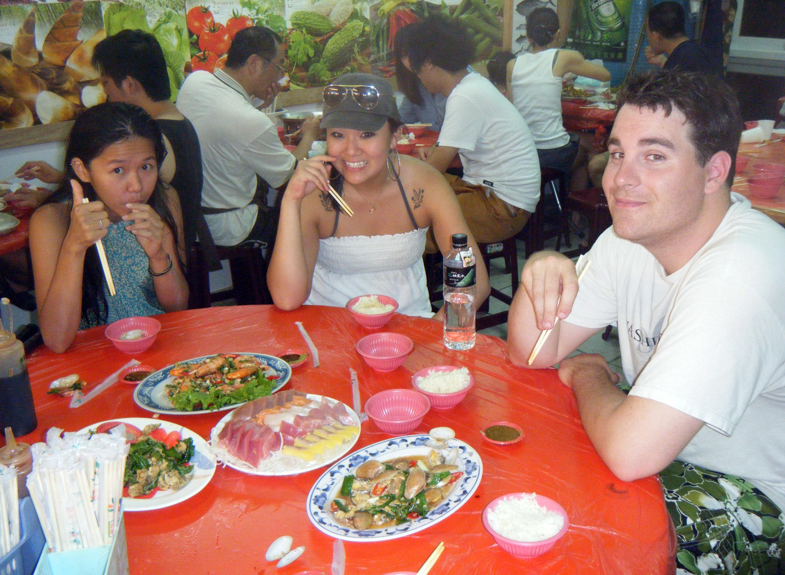 Houbihu seafood feast pre-meal.jpg