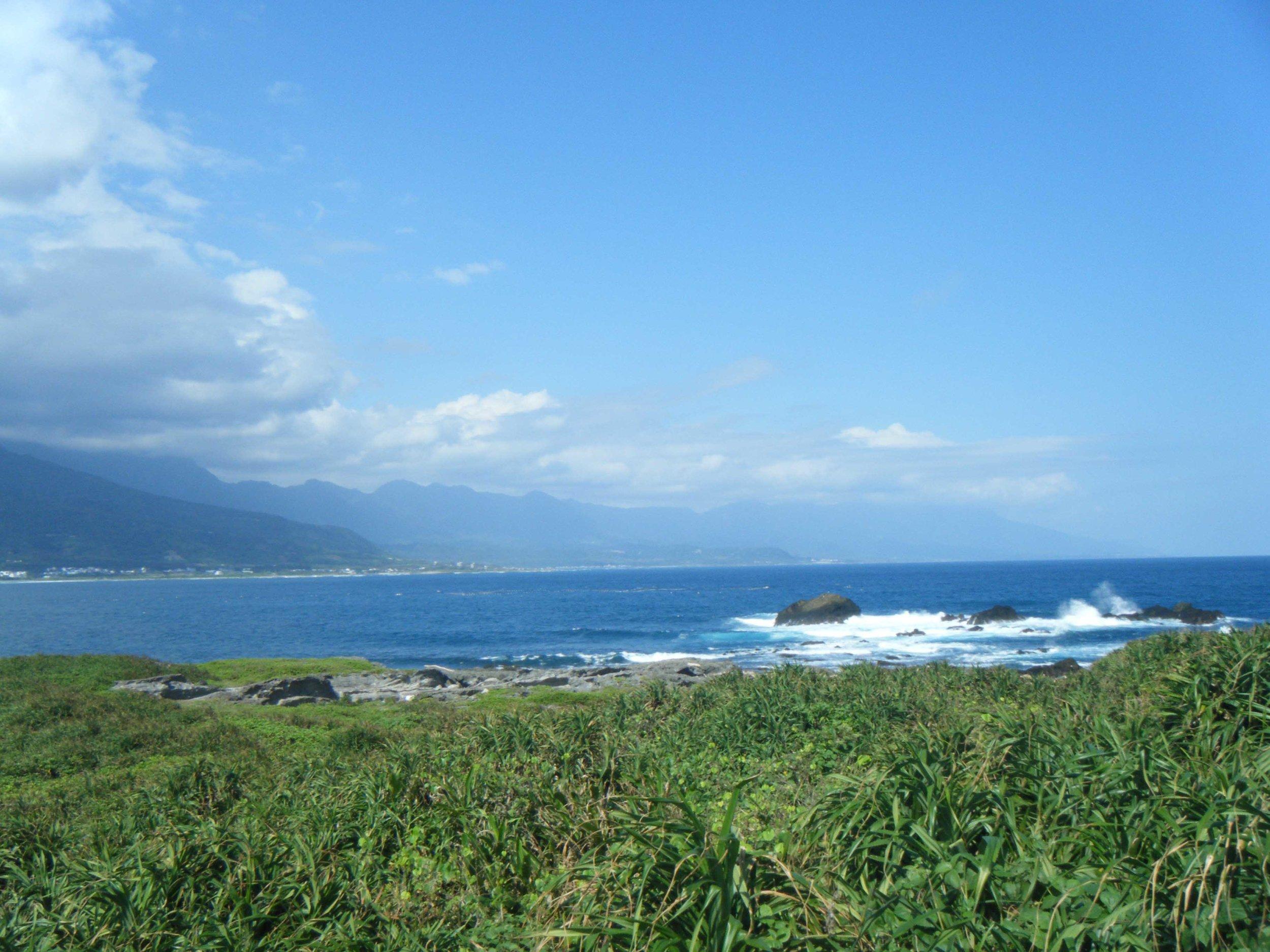 Sansiantai coast.jpg