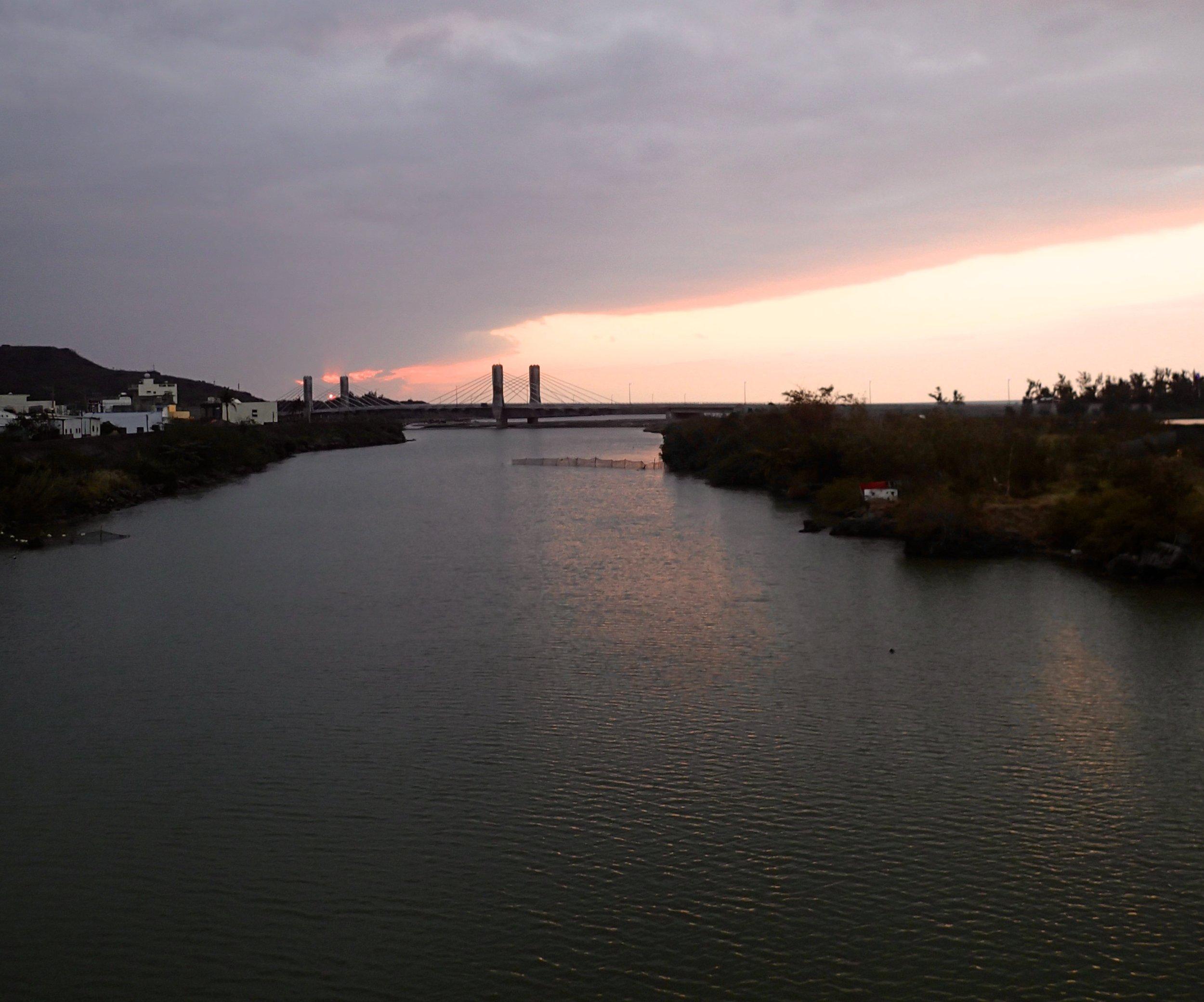 sunset from Baoli River (1).jpg