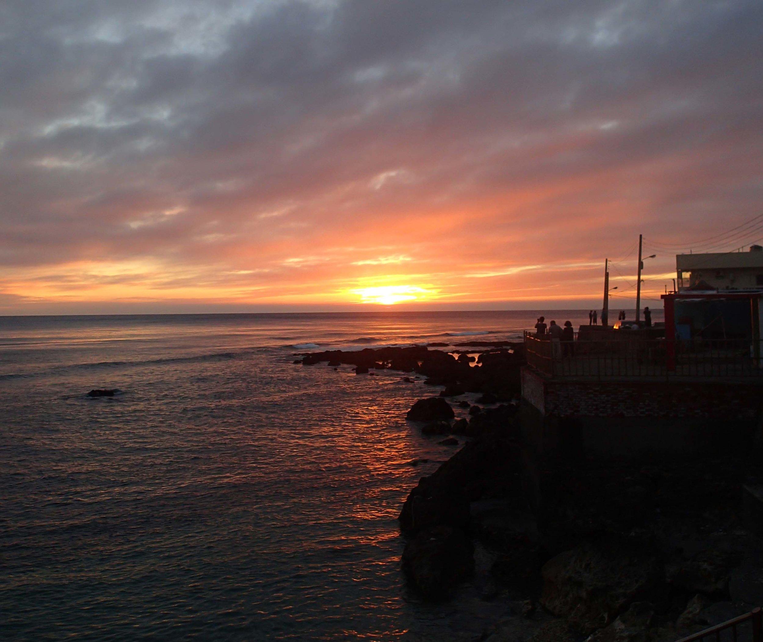 Wanlitong sunset 2-2-14.jpg