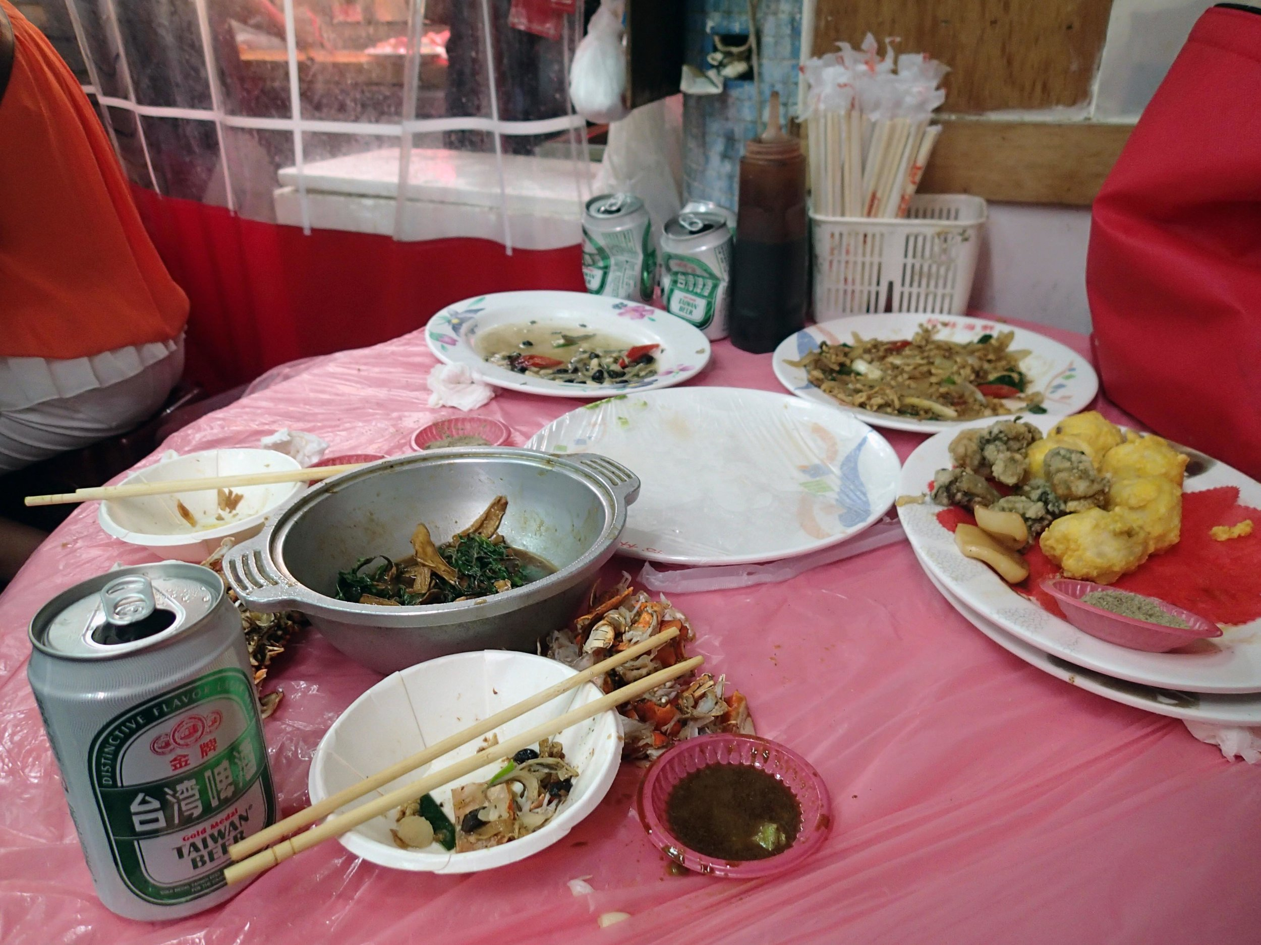 partially demolished seafood feast.jpg