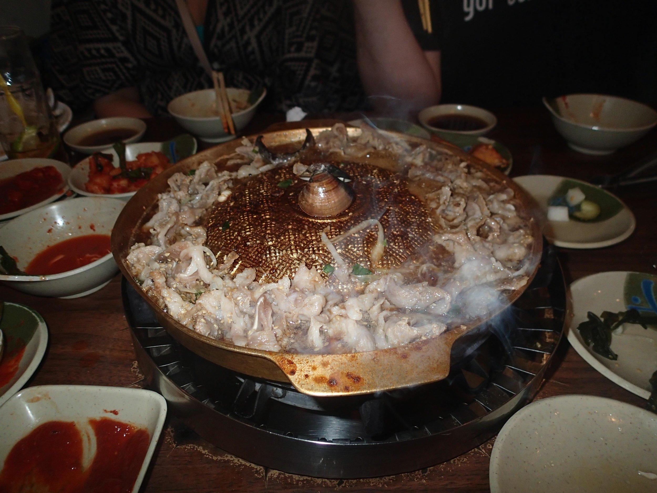 Korean BBQ in Gongguan.jpg
