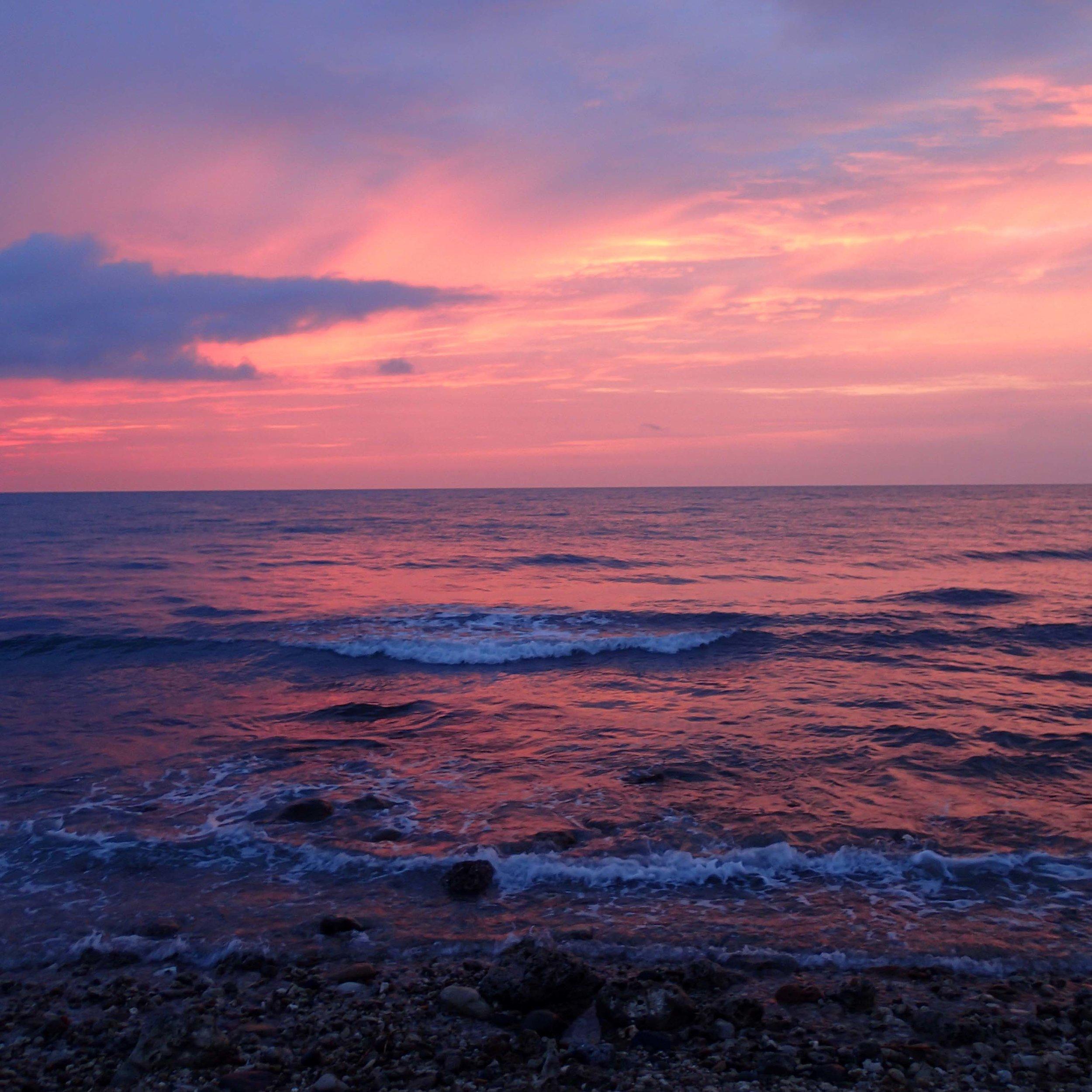 sunset from Houwan beach.jpg