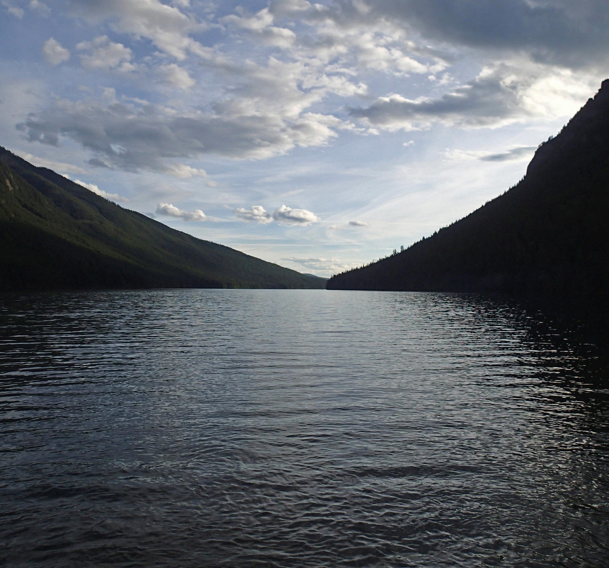 Bowman Lake sunset.jpg
