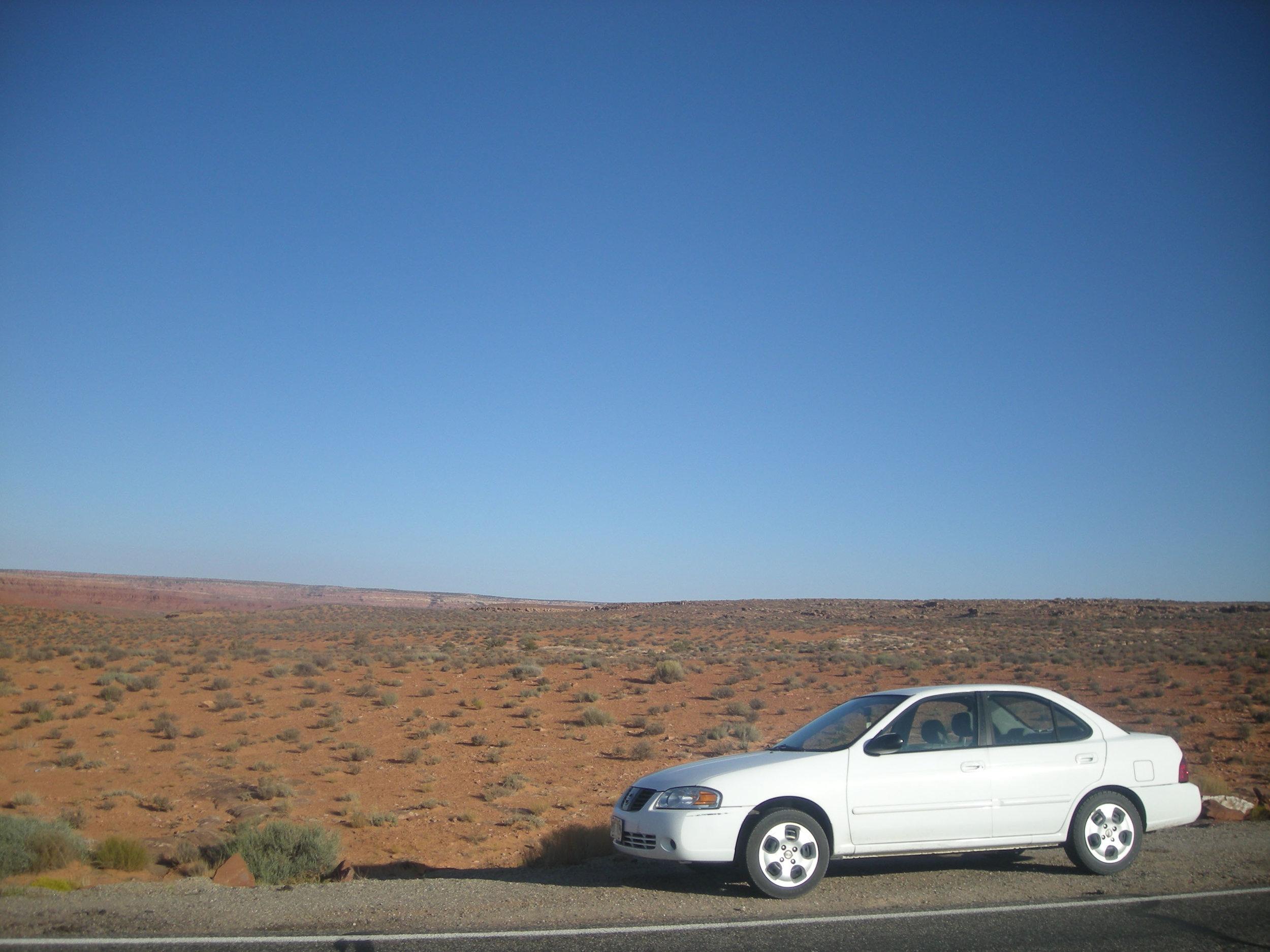 Sherman Dently in the desert.jpg