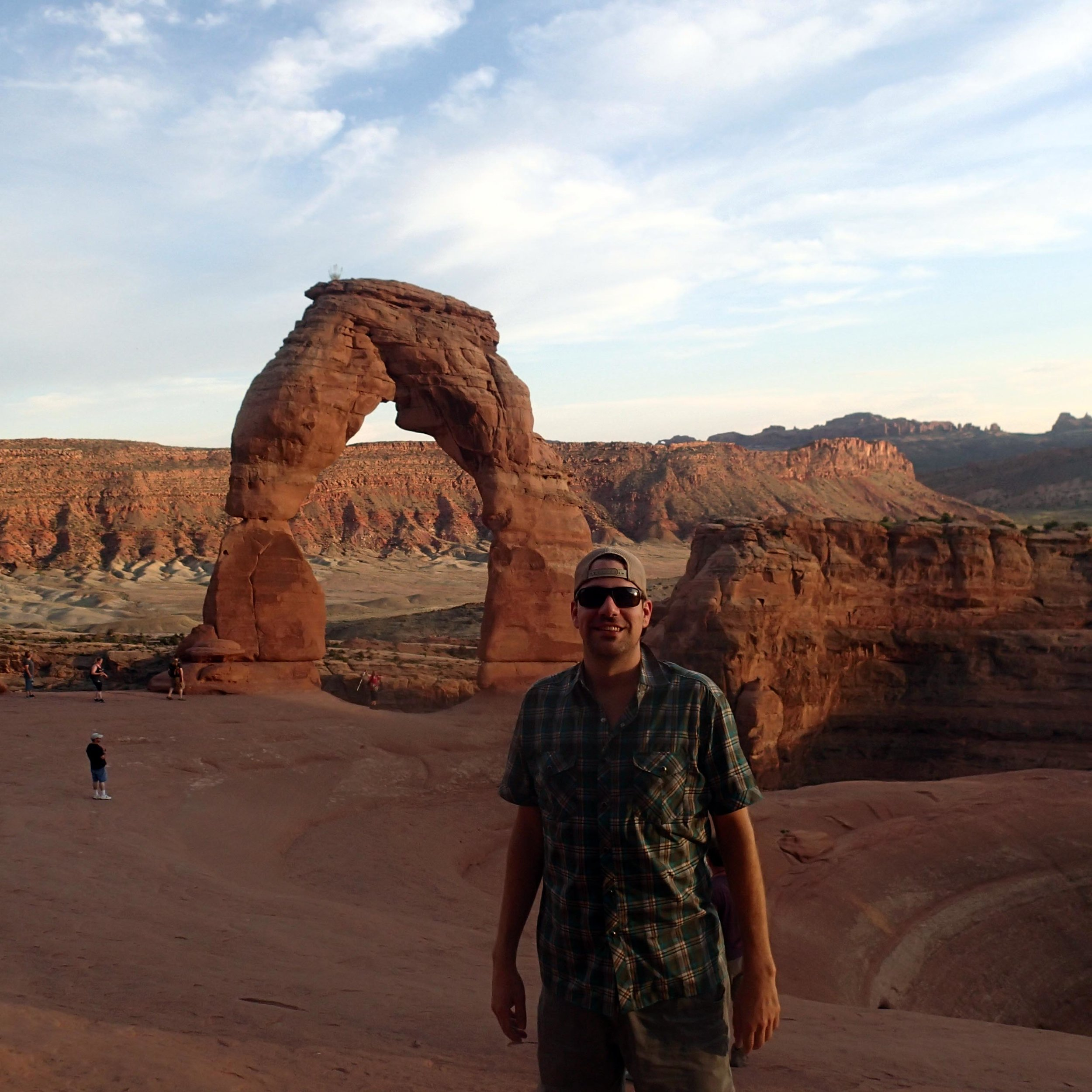 Brian at Delicate Arch.jpg