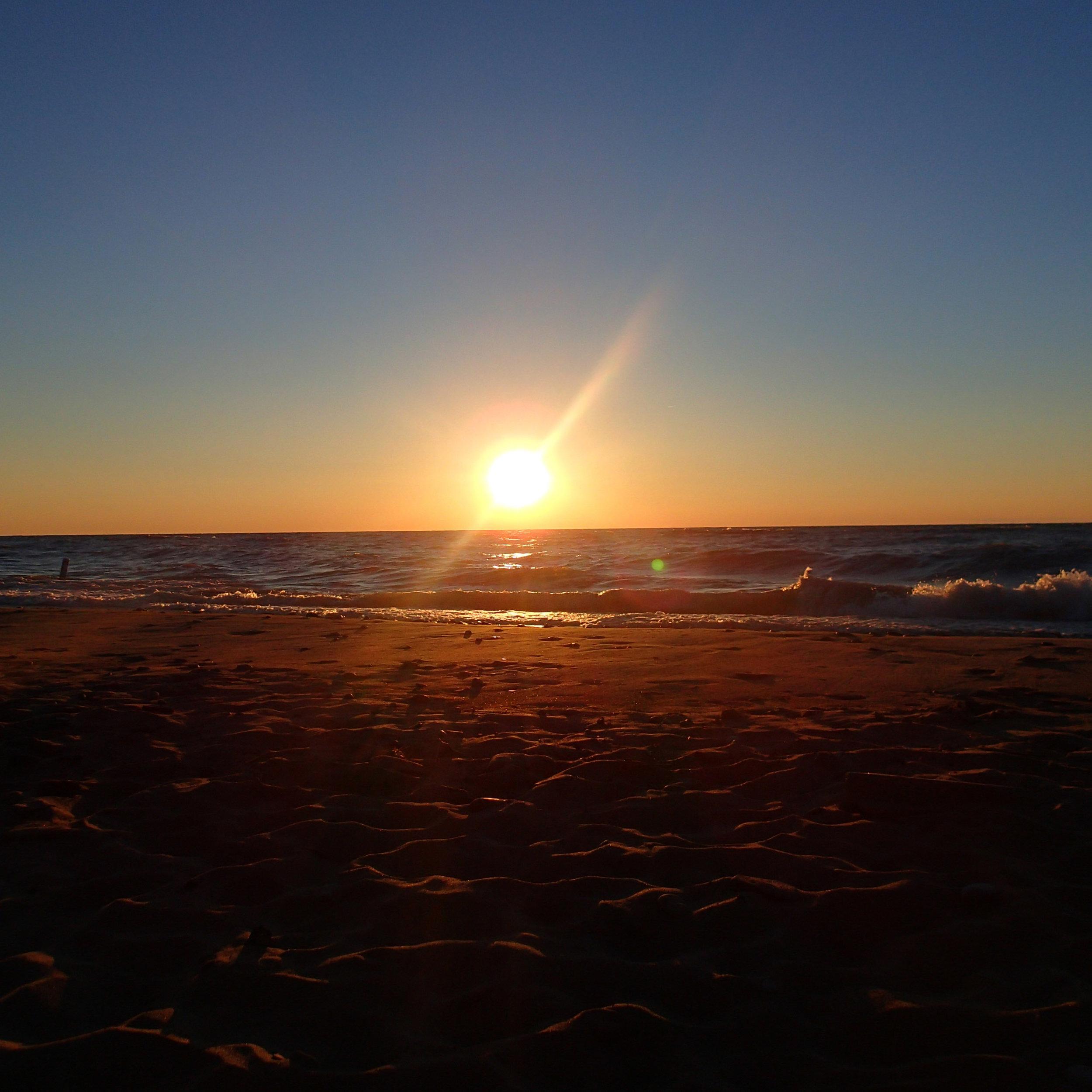sunset at Grand Beach.jpg