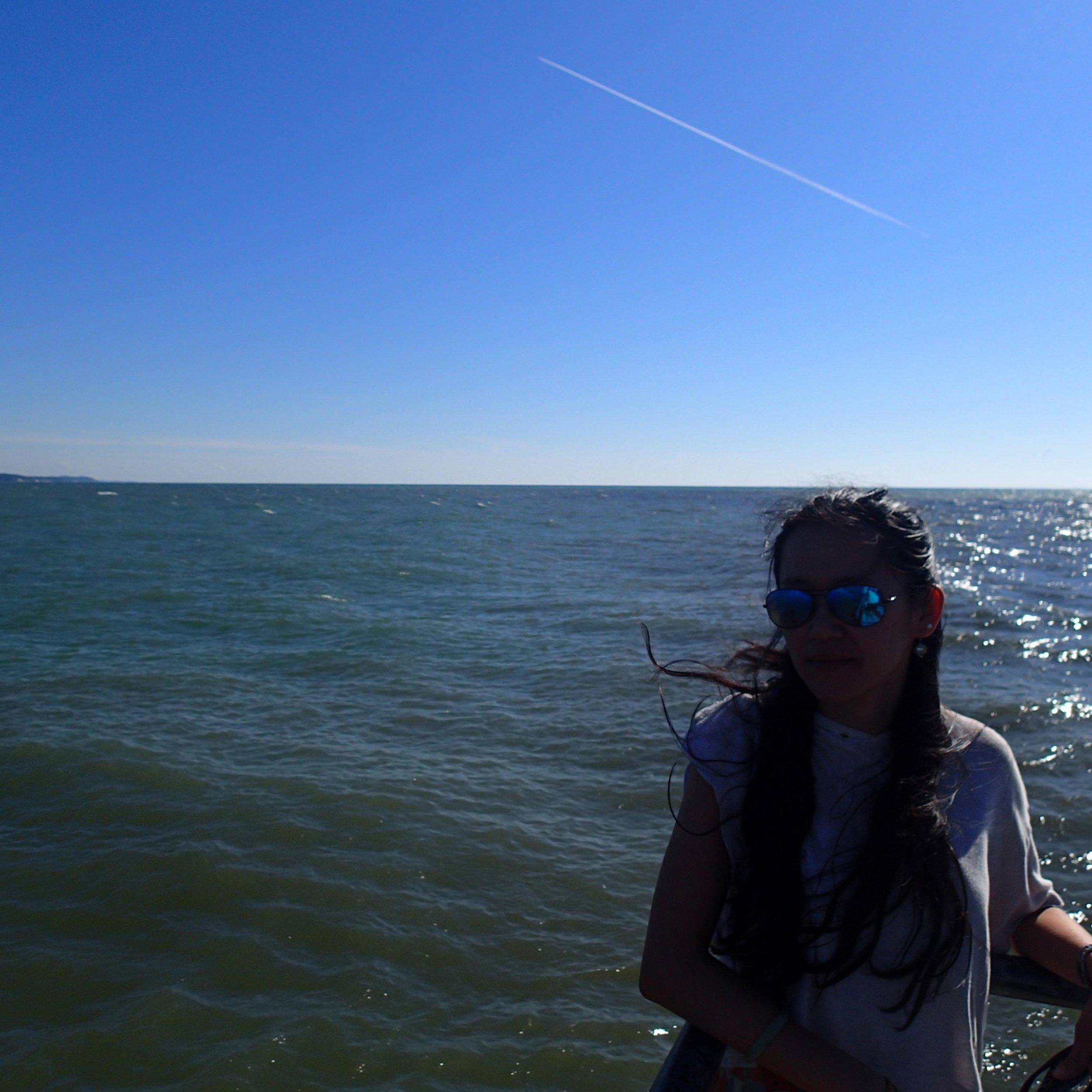 Ciao at Lake Michigan.jpg
