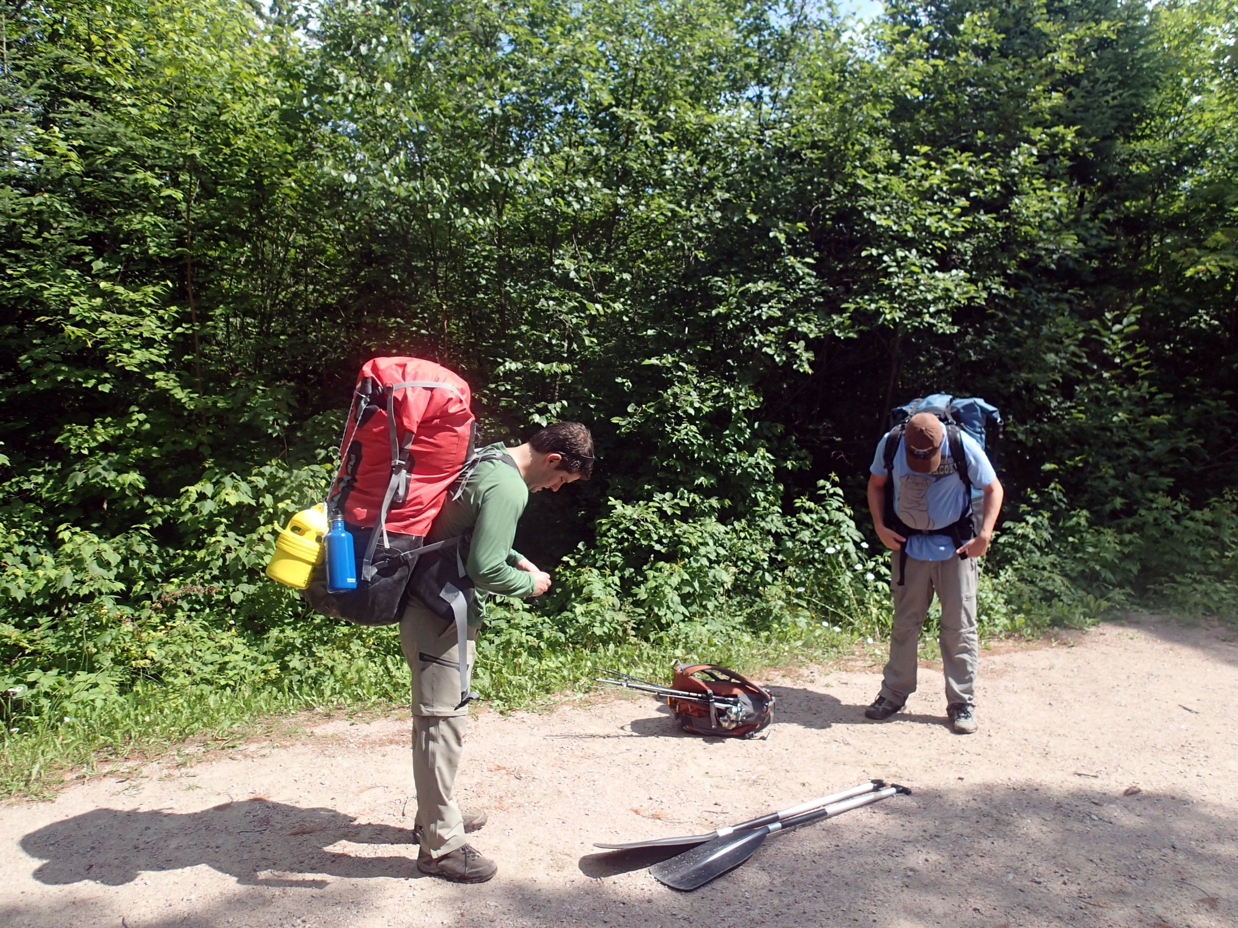 preparing for first portage.jpg