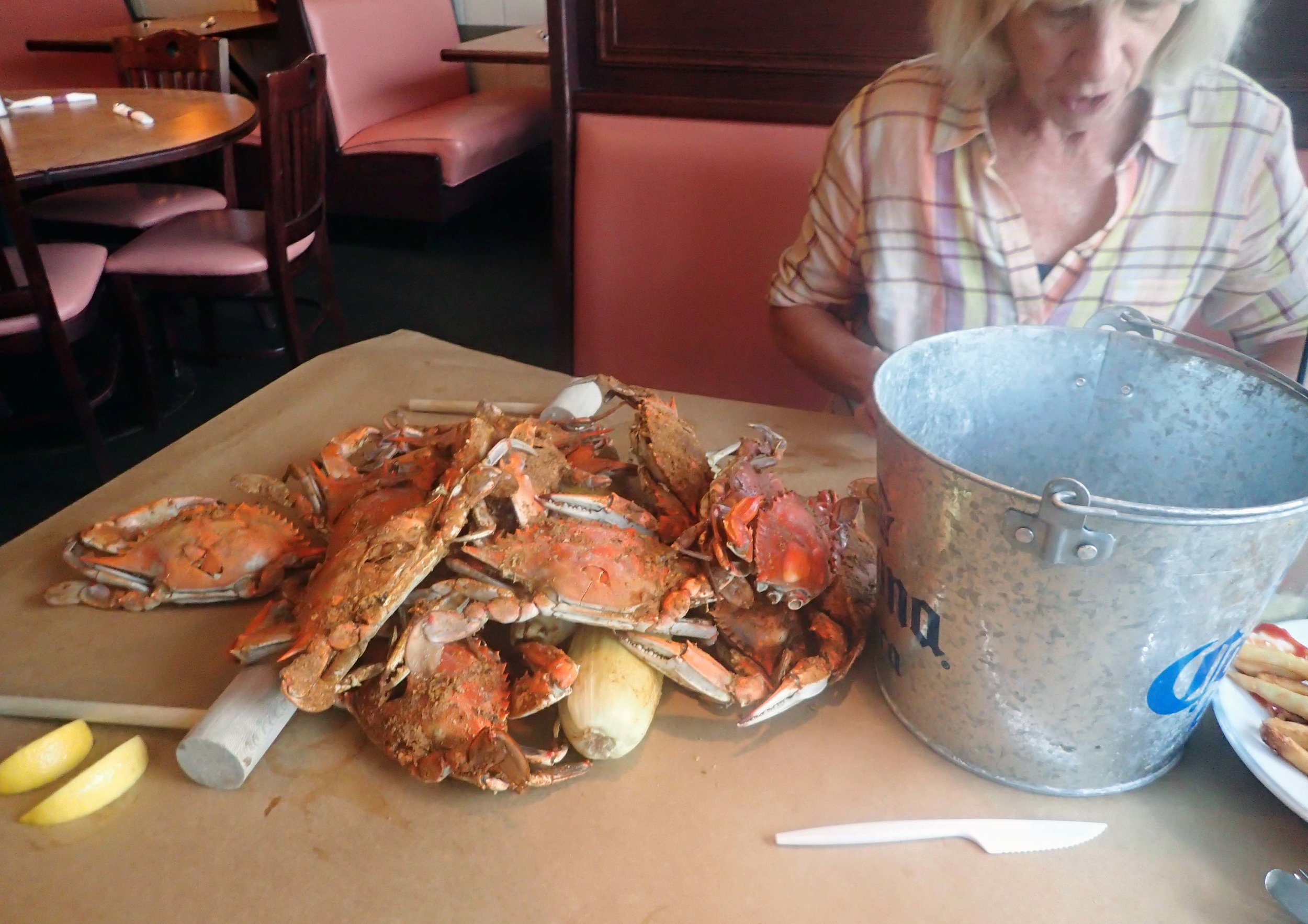blue crabs with mom.jpg