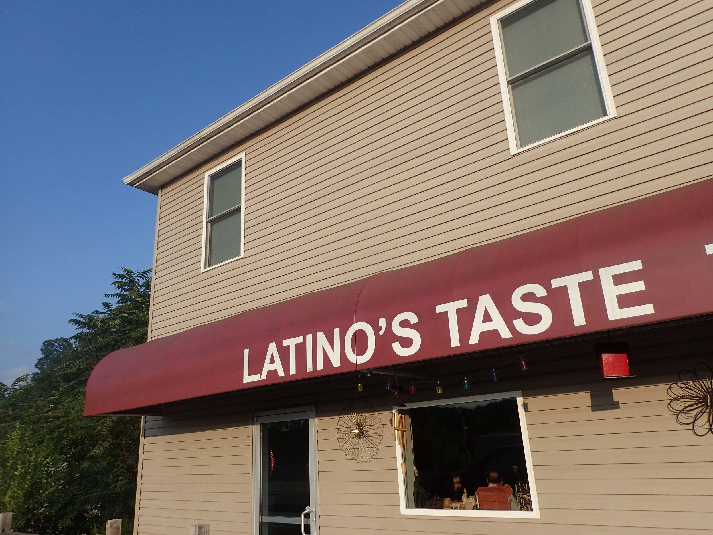 Latino's Taste Radford.jpg