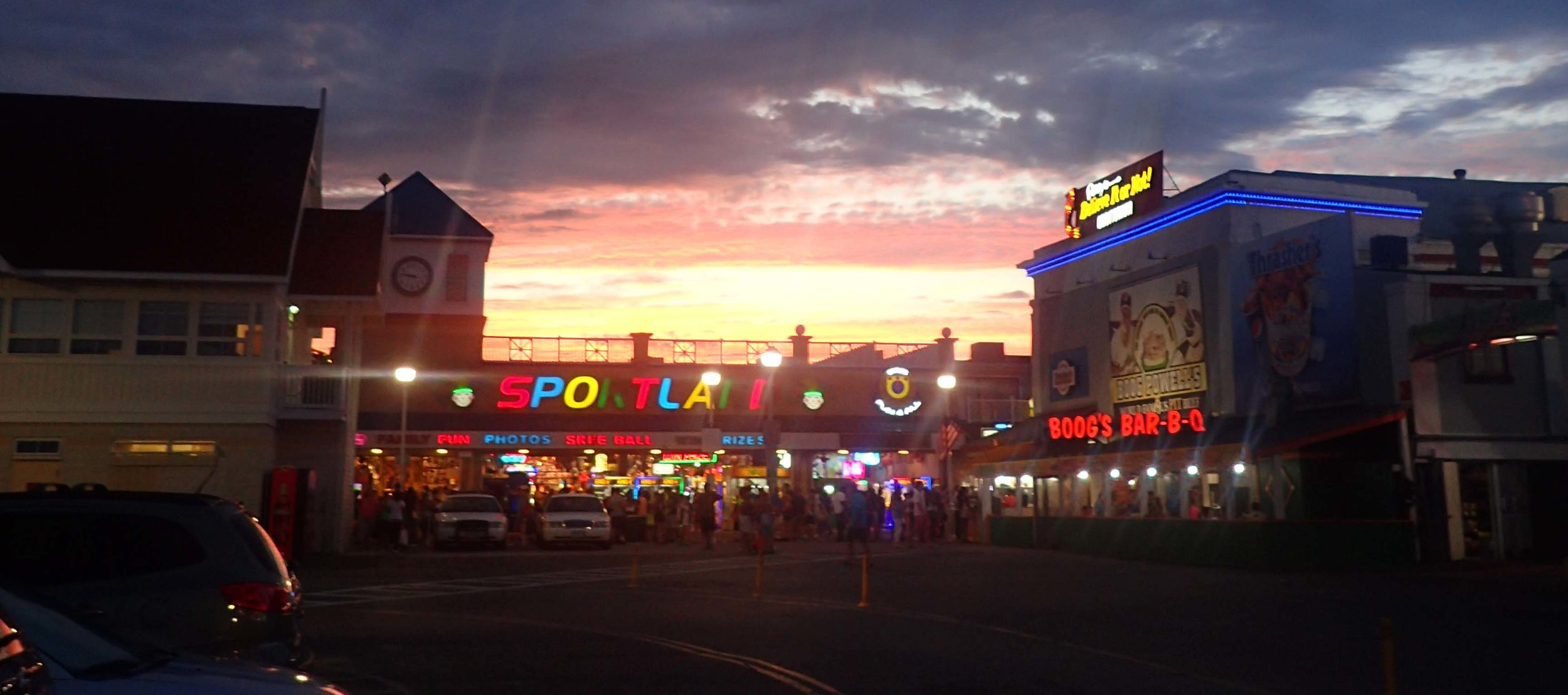 Ocean City boardwalk sunset.jpg