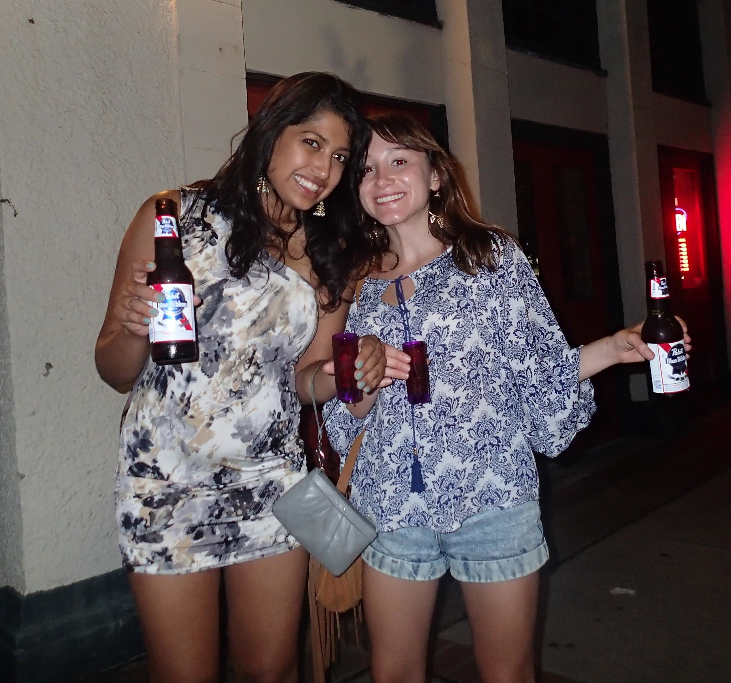 Lisha and Ashley at Little Tokyo.jpg