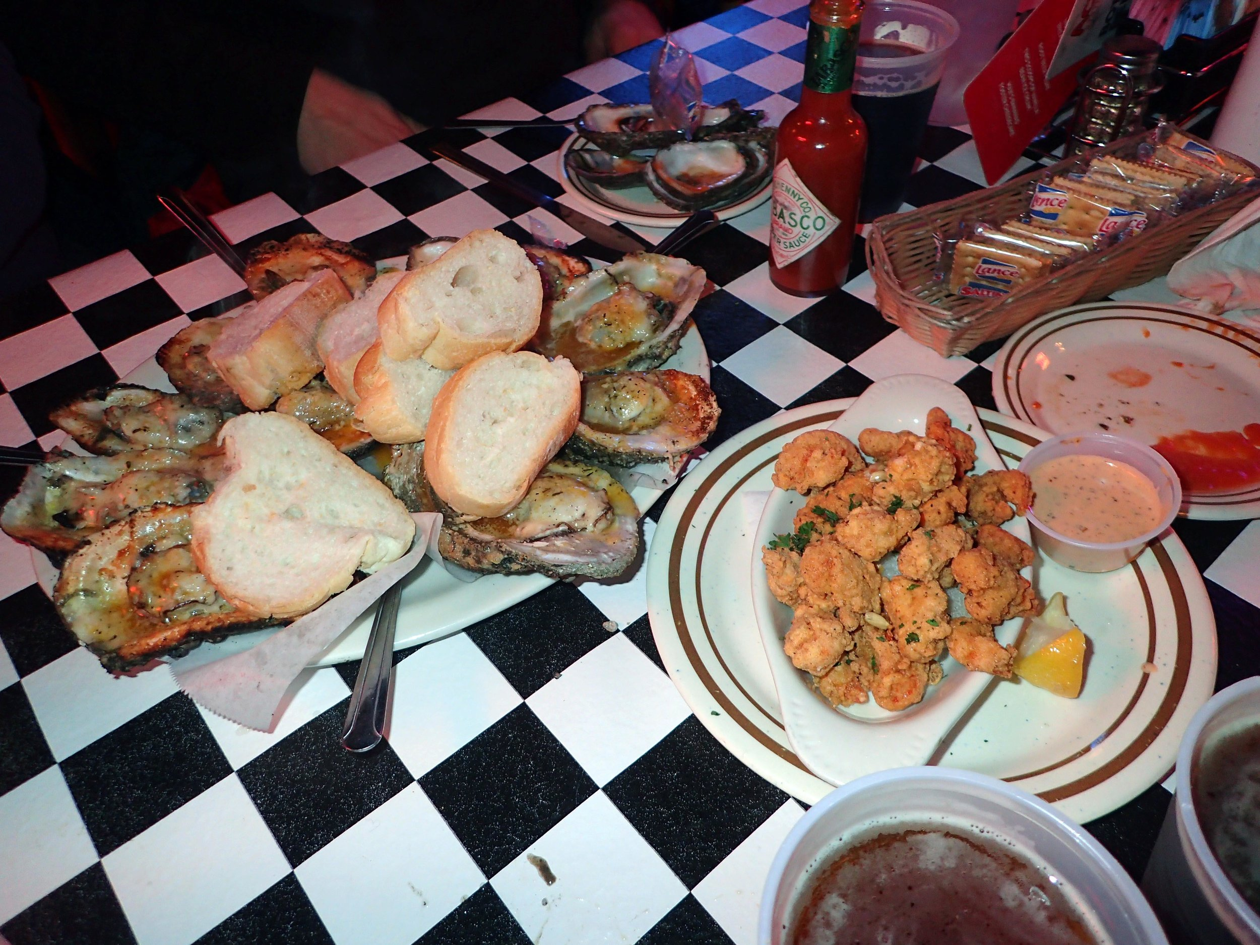 chargrilled oysters and crawfish tails.jpg