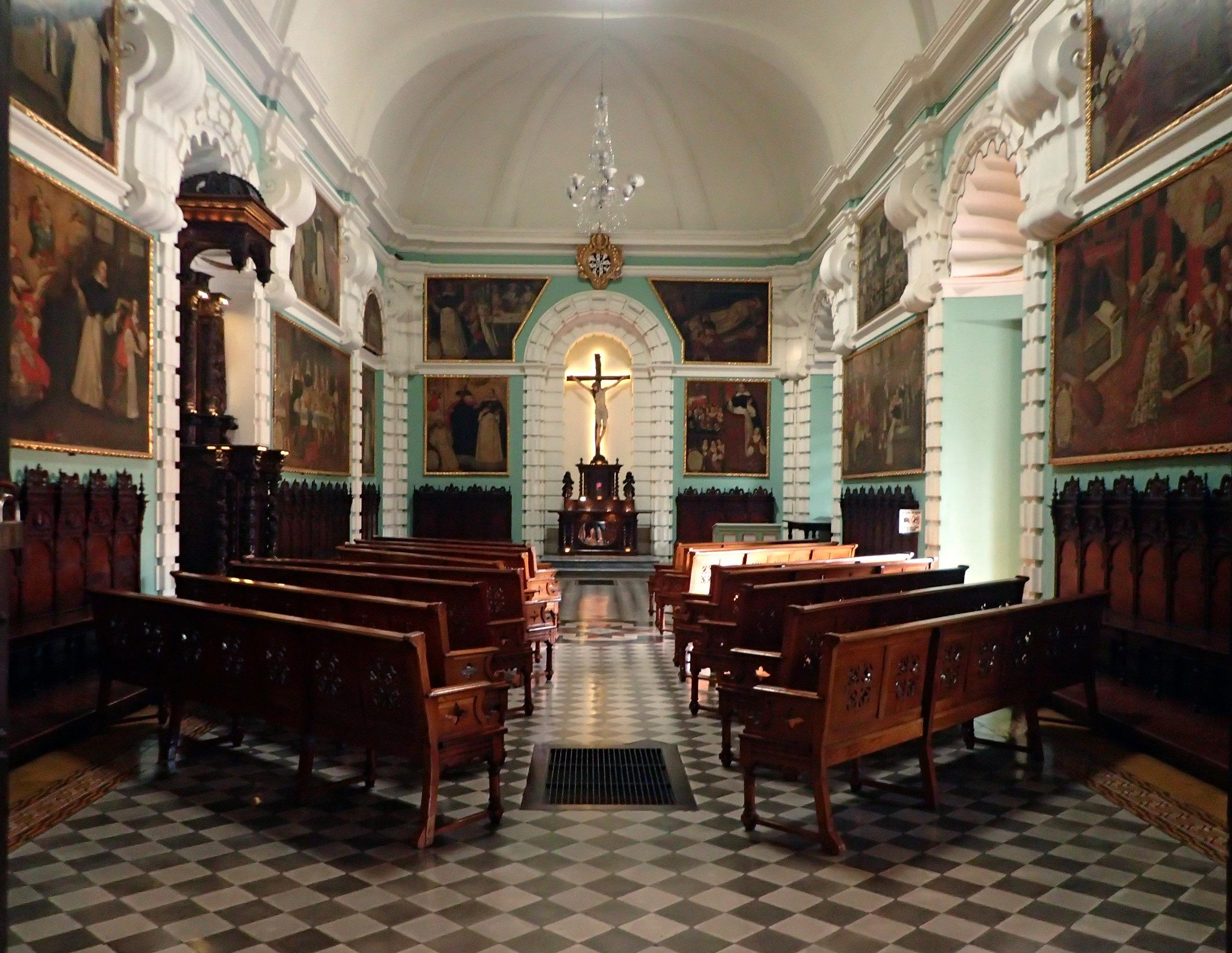 first church tour of trip.jpg