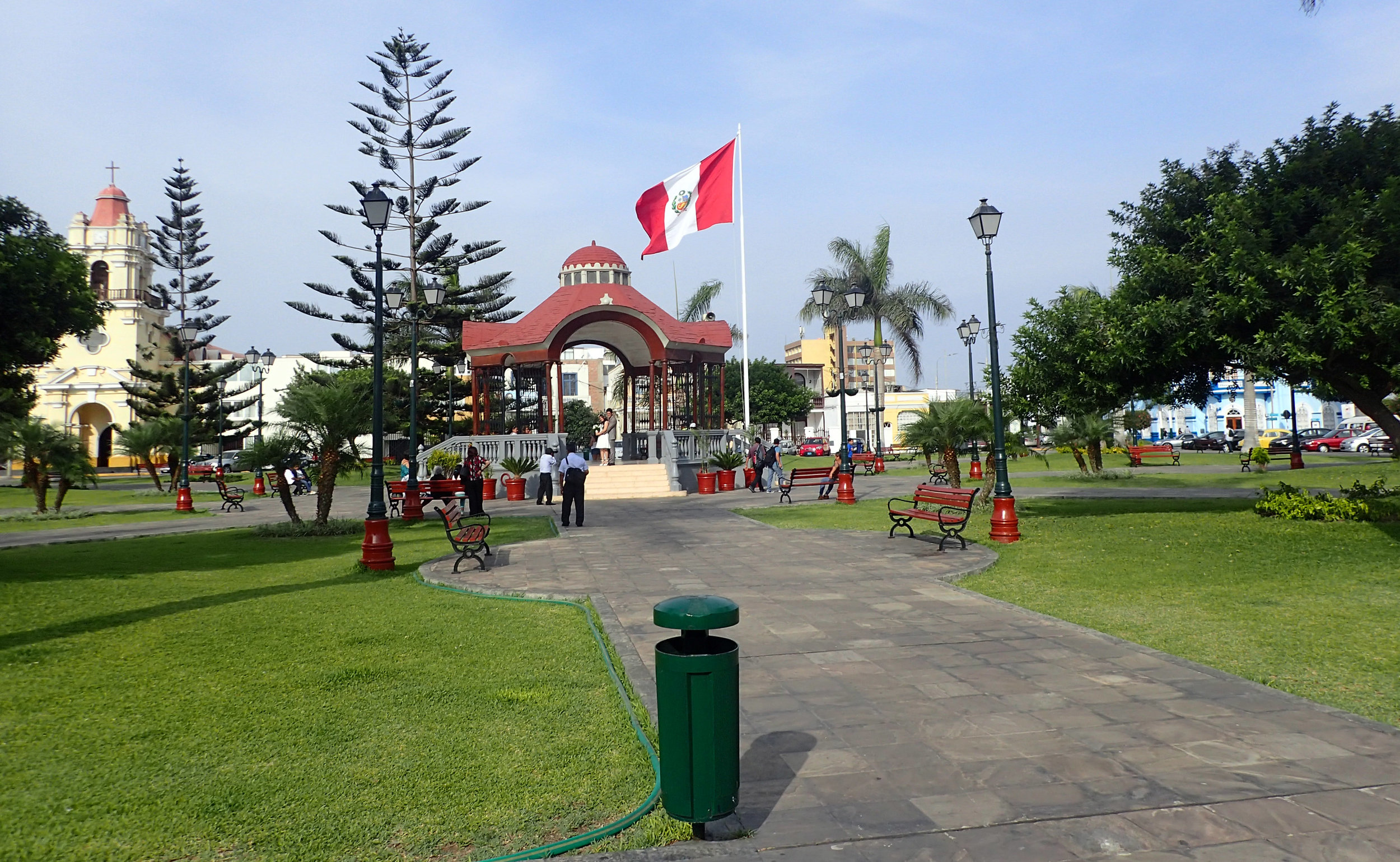 La Punta's plaza.jpg