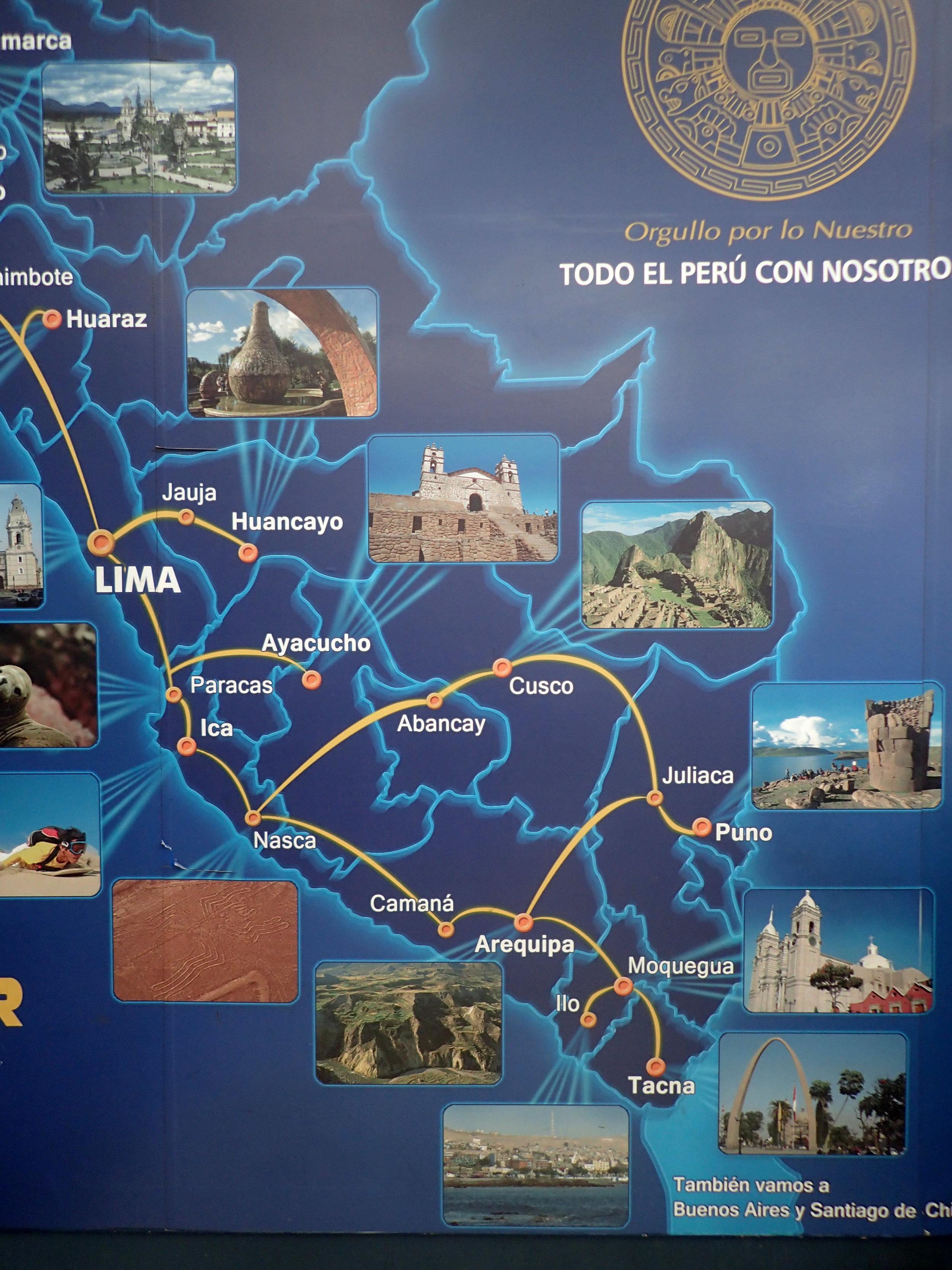 Cruz del Sur route map.jpg