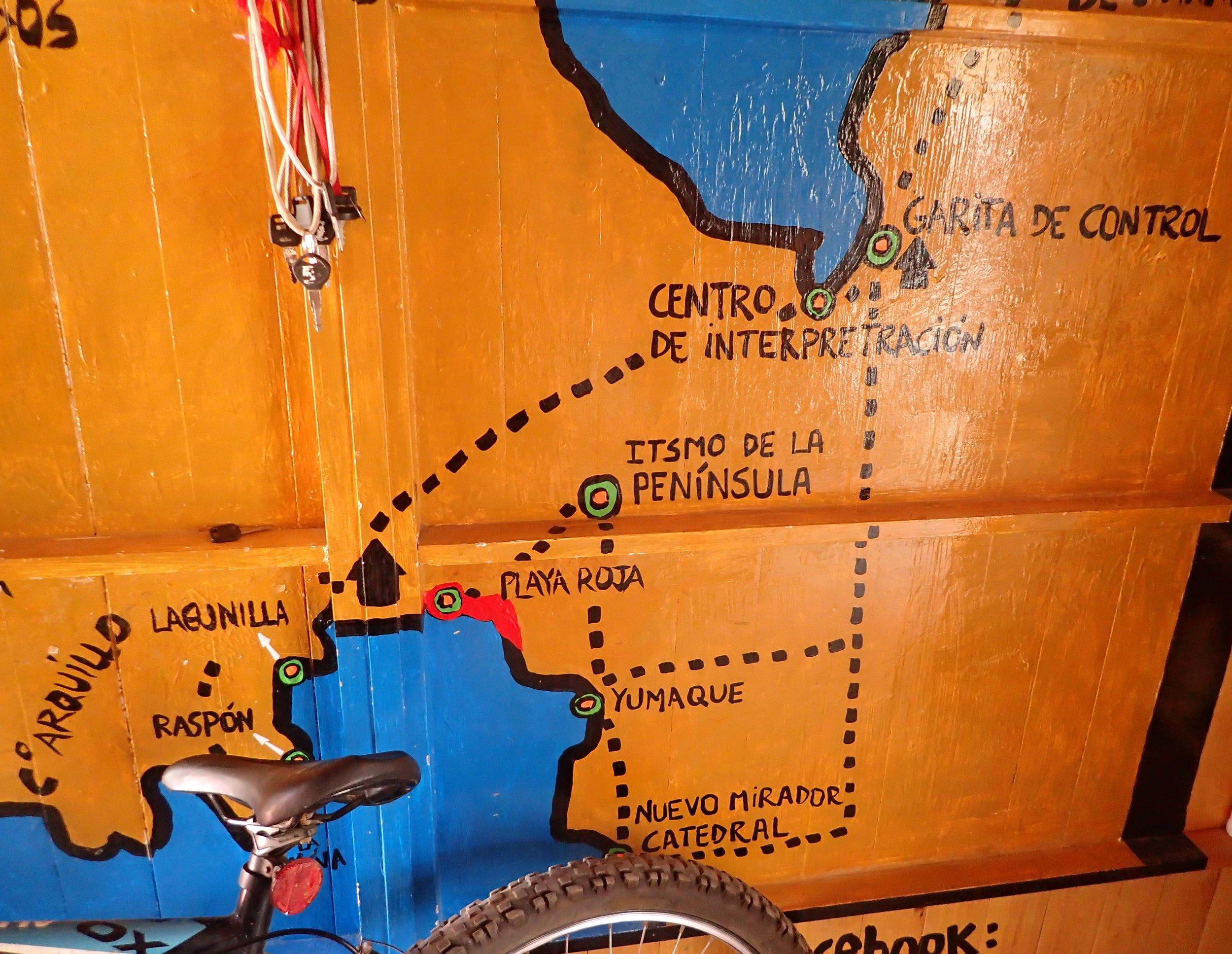 pre-bike ride map pic.jpg