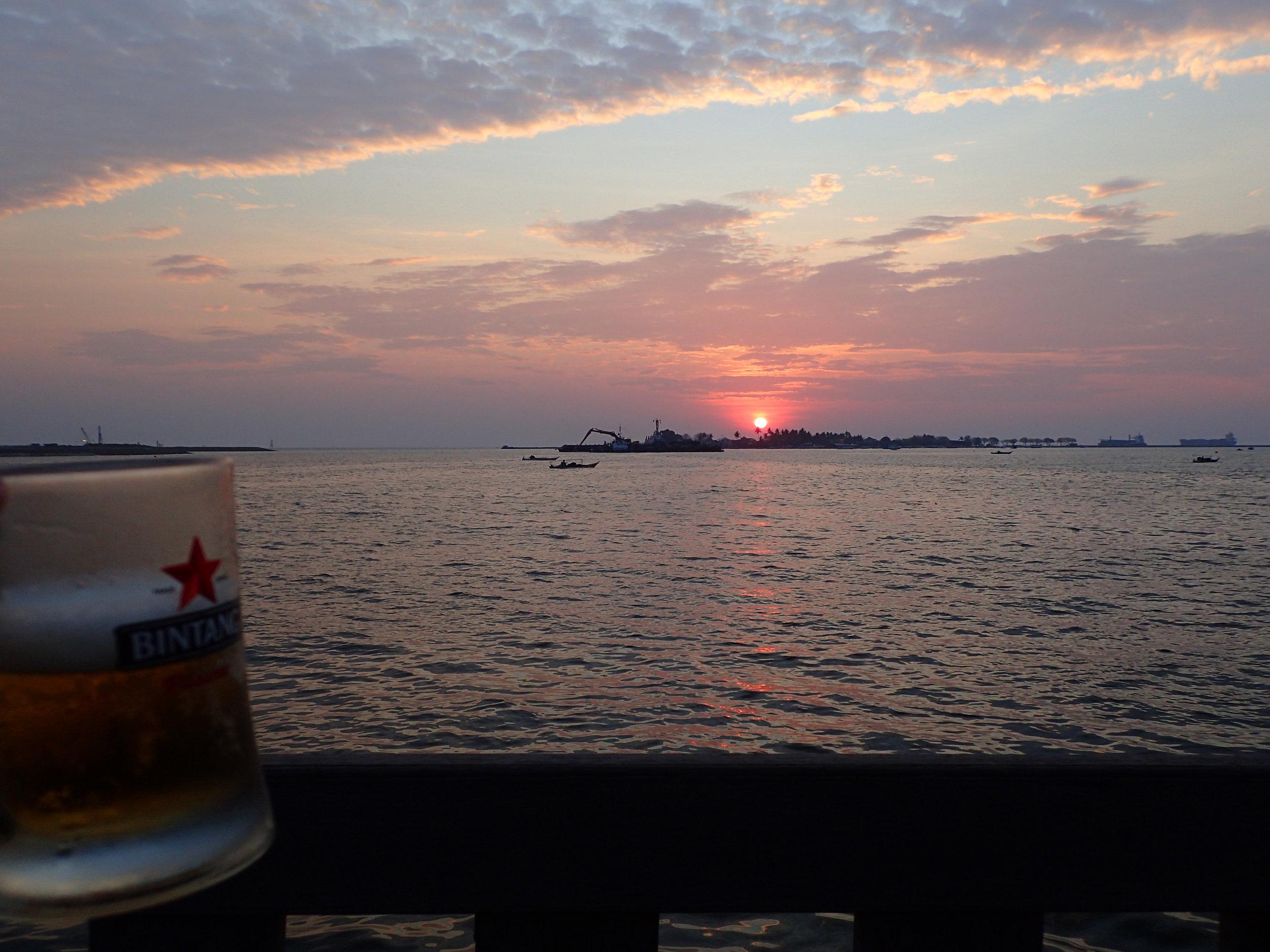 sunset over Makassar harbor.jpg