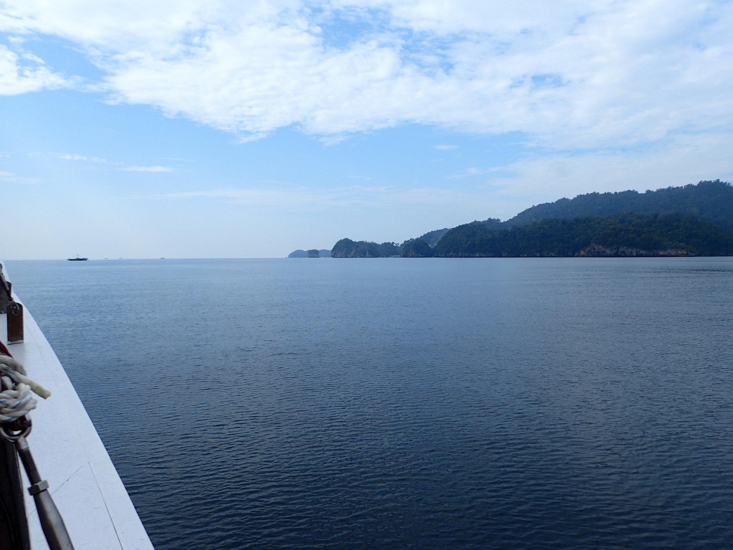 first morning in Triton Bay.jpg