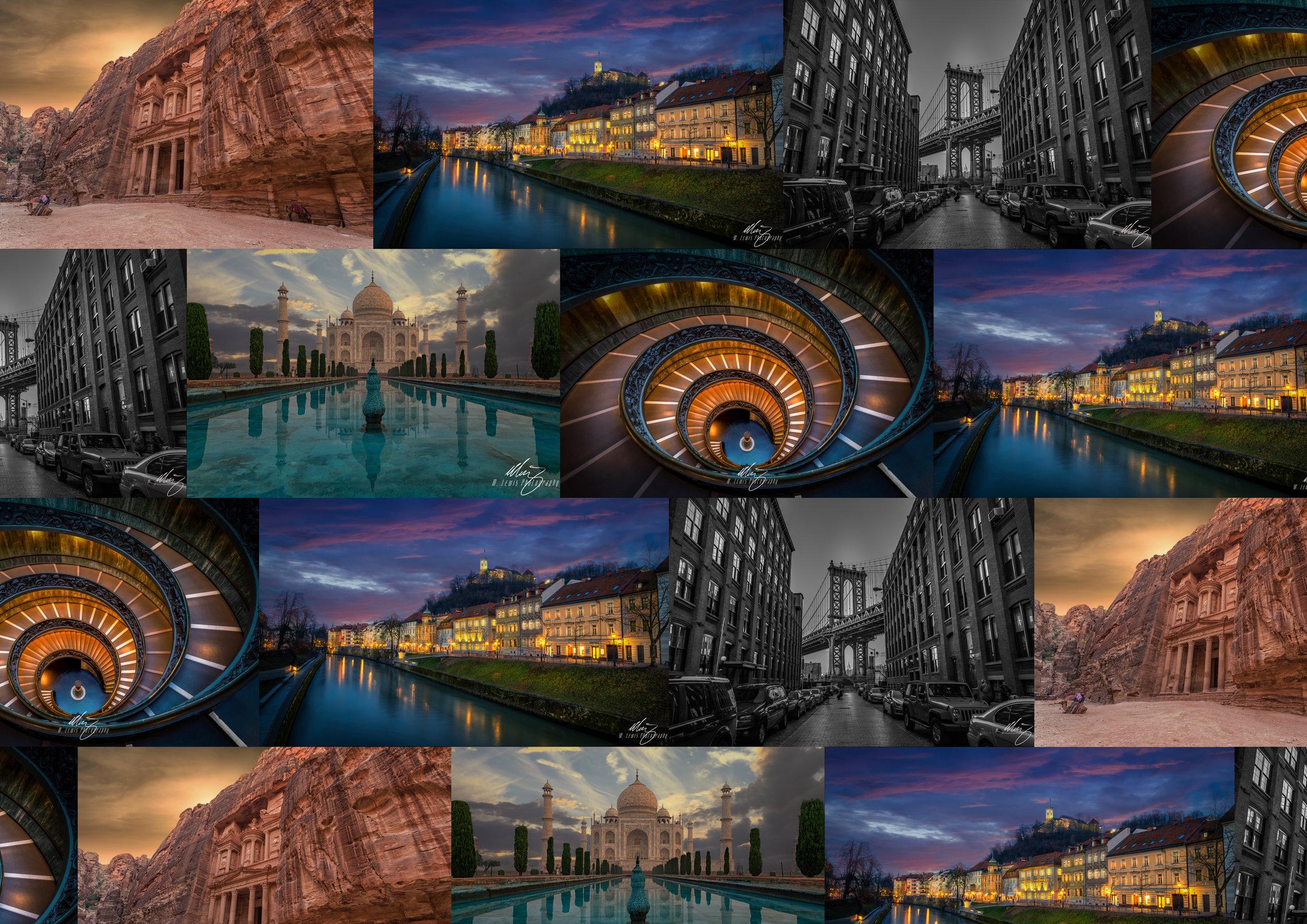 Travel - europeAsiaAmericaaustralasia