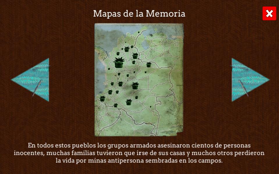 Mapa Reconstrucción