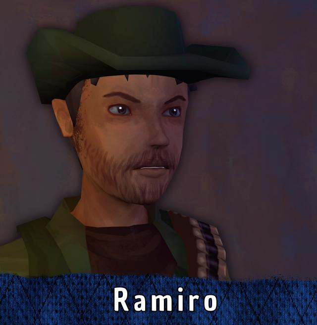 Ramiro, Reconstrucción